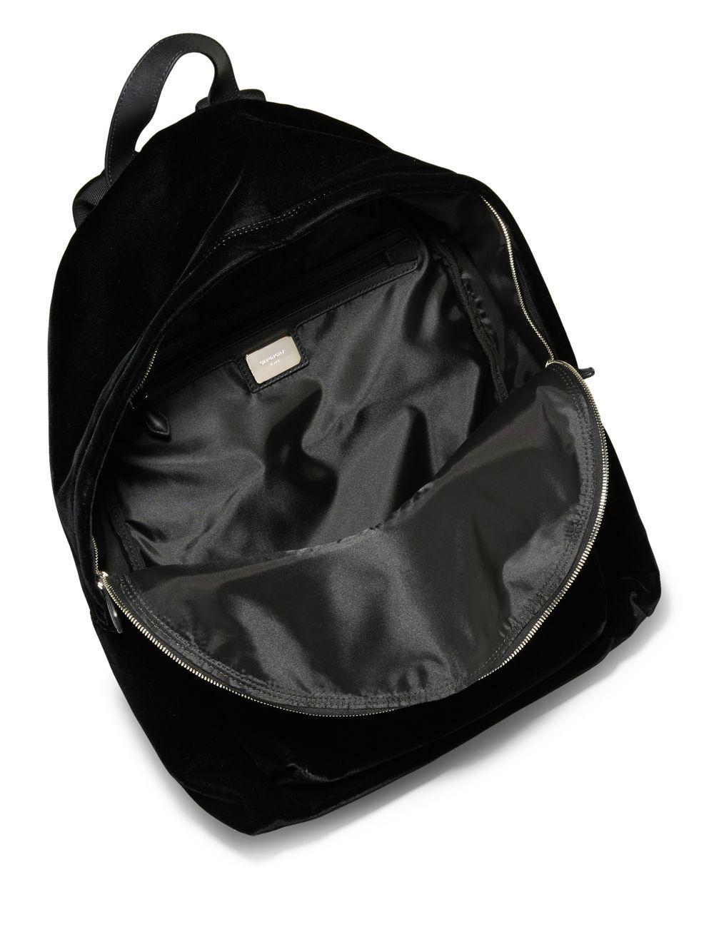 6e16d0fe80 Lyst - Givenchy Solid Backpack in Black for Men