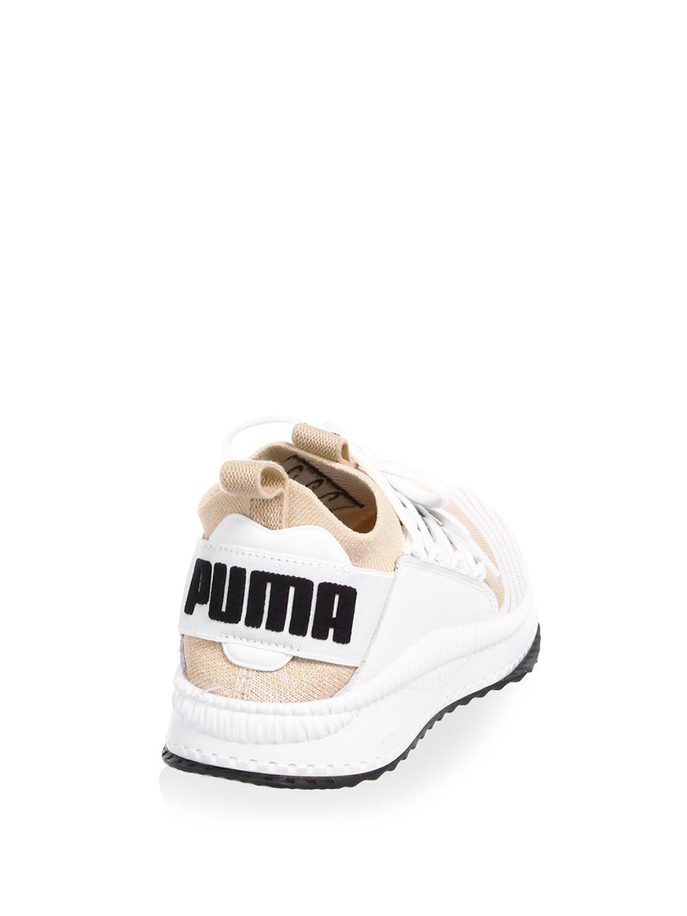 PUMA - Multicolor Tsugi Shinseiknit Fabric Logo Running Sneakers - Lyst.  View fullscreen 2a161644c