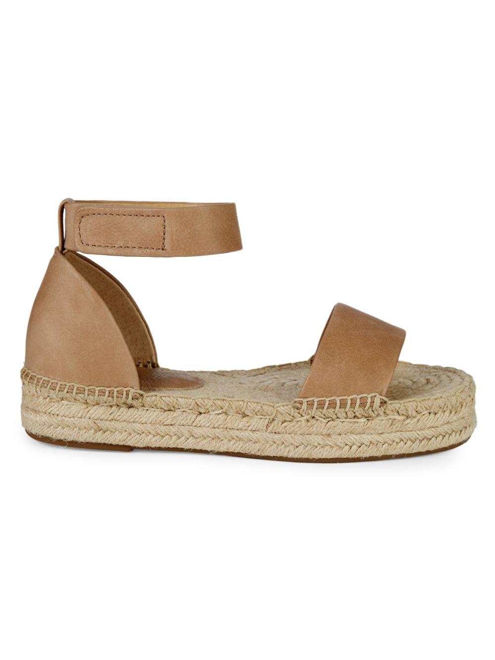 5875015e217 Splendid. Women s Jensen Leather Flat Espadrilles