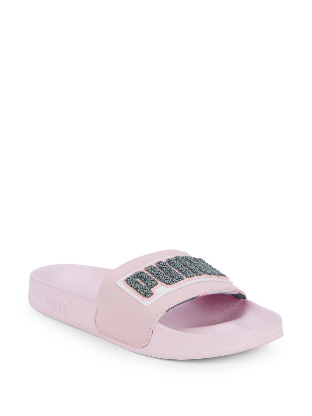 d6bc9c0aed2bd6 Lyst - PUMA Leadcat Slide Sandal in Purple - Save 53%