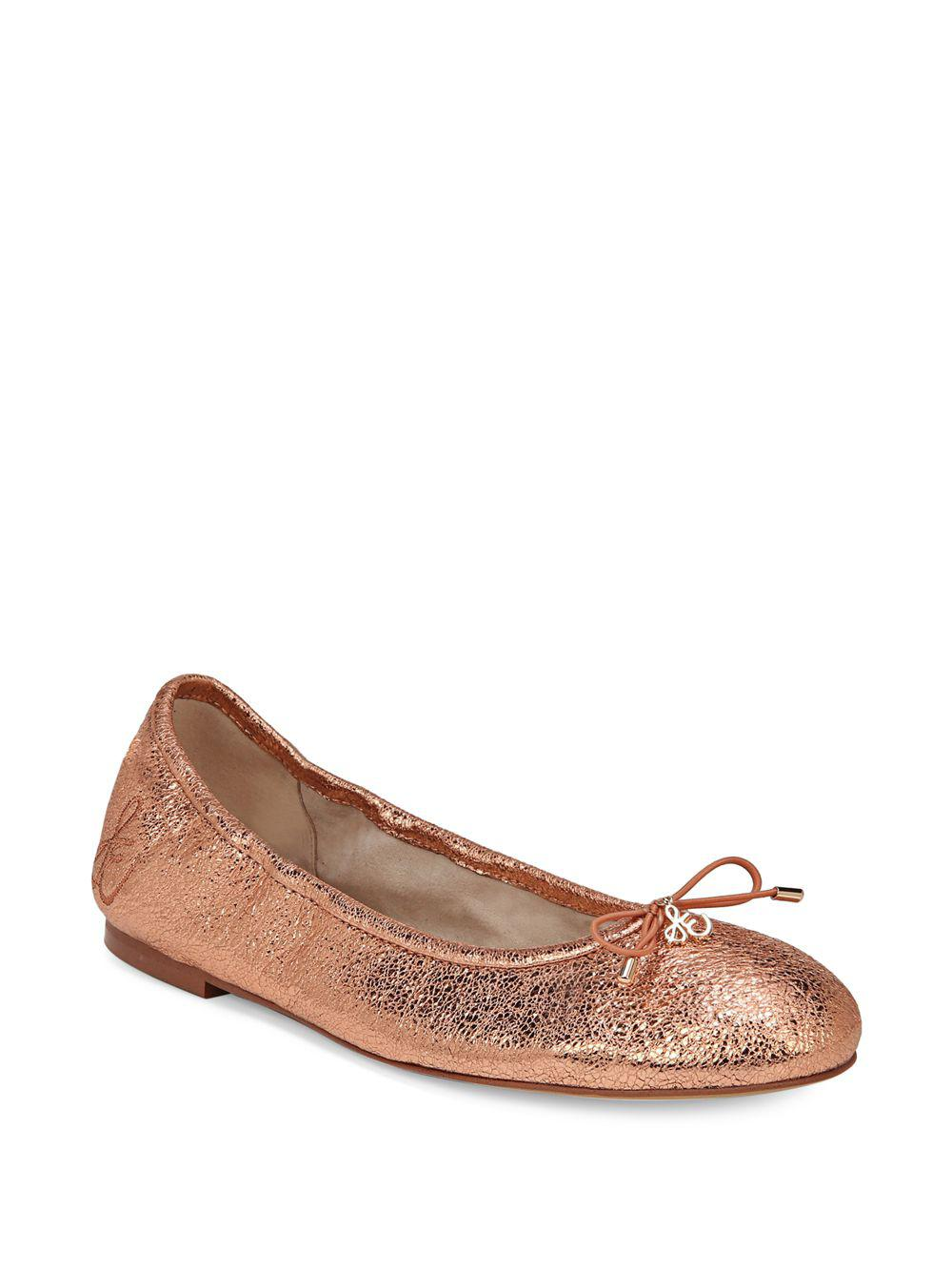 ff10f614a96a8 Sam Edelman. Women s Felicia Ballet Flats.  100  55 From Saks OFF 5TH