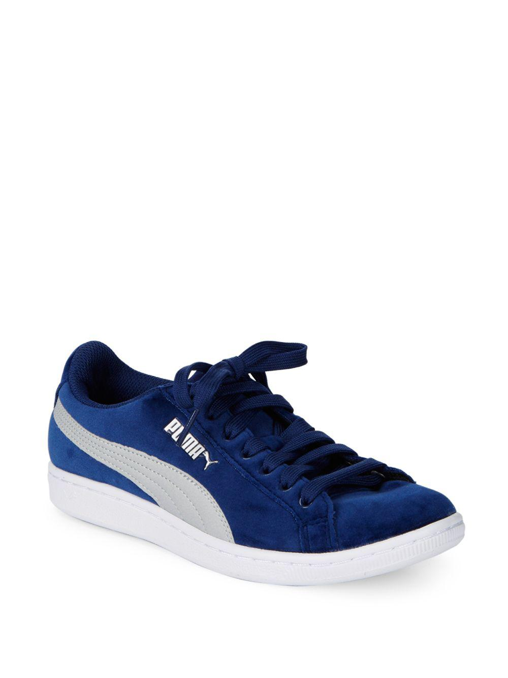 901d28876ba Lyst - Puma Vikky Sneakers in Blue for Men