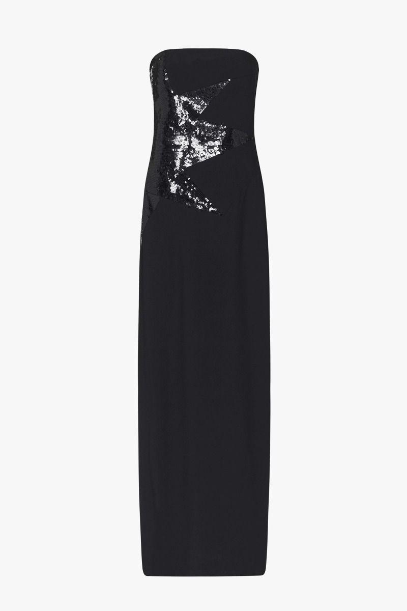 3cad6c42 Sass & Bide Star Street Sequin Dress in Black - Lyst