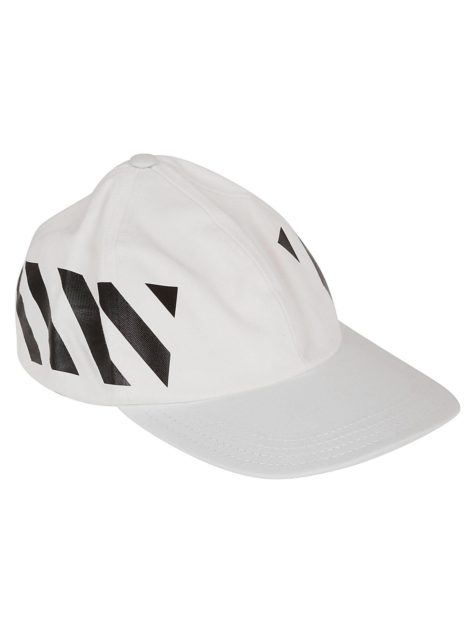 ce808a4d3e1e Lyst - Off-White C O Virgil Abloh Baseball Cap in White for Men