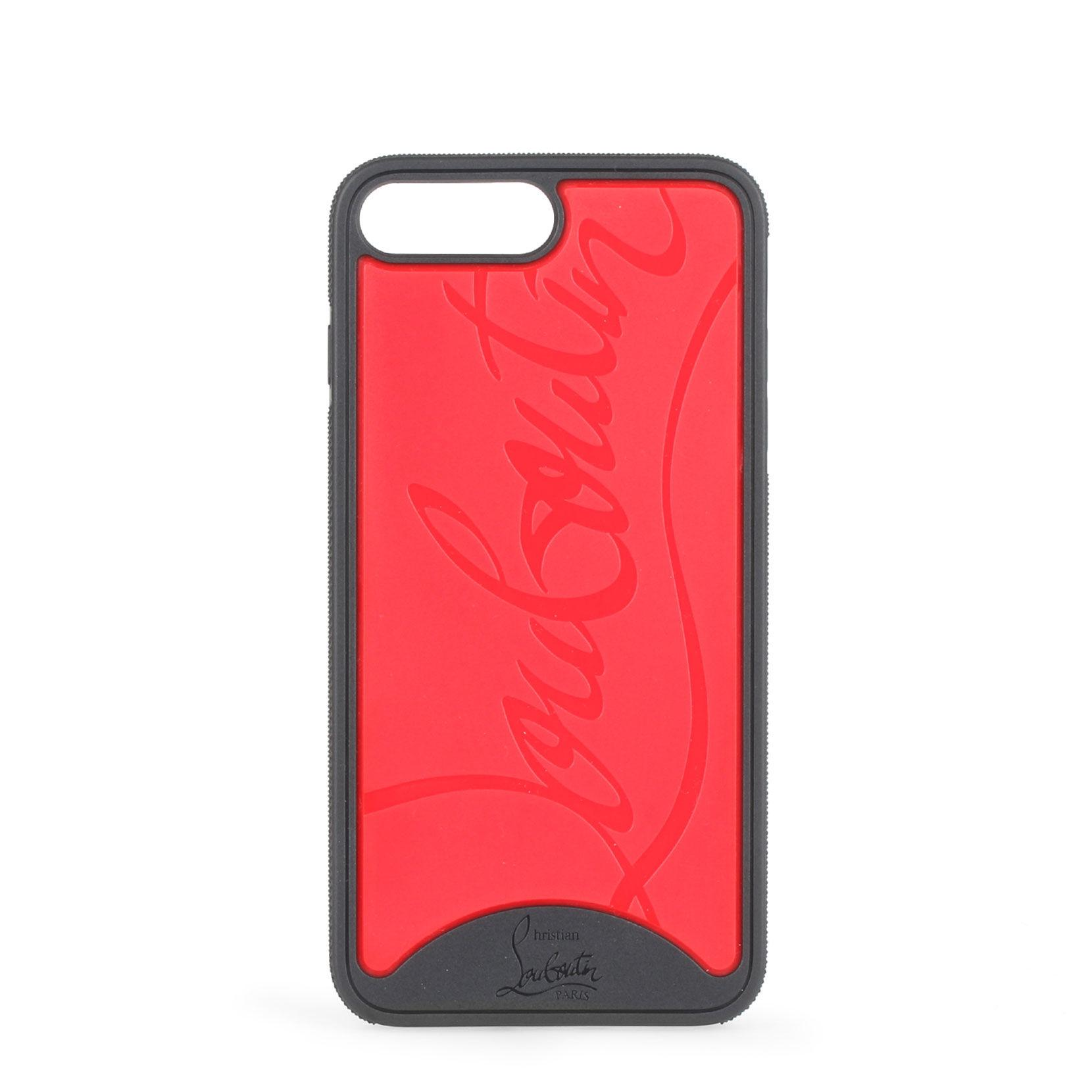 8347c5eaf9e Christian Louboutin. Women s Red Loubiphone Iphone 7 And 8 Plus Sneakers  Style Phone Case
