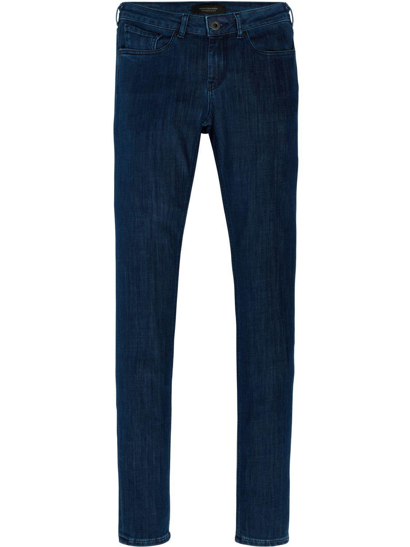 Womens La Bohemienne-Soft Indigo Slim Jeans Scotch & Soda Z156qkJl