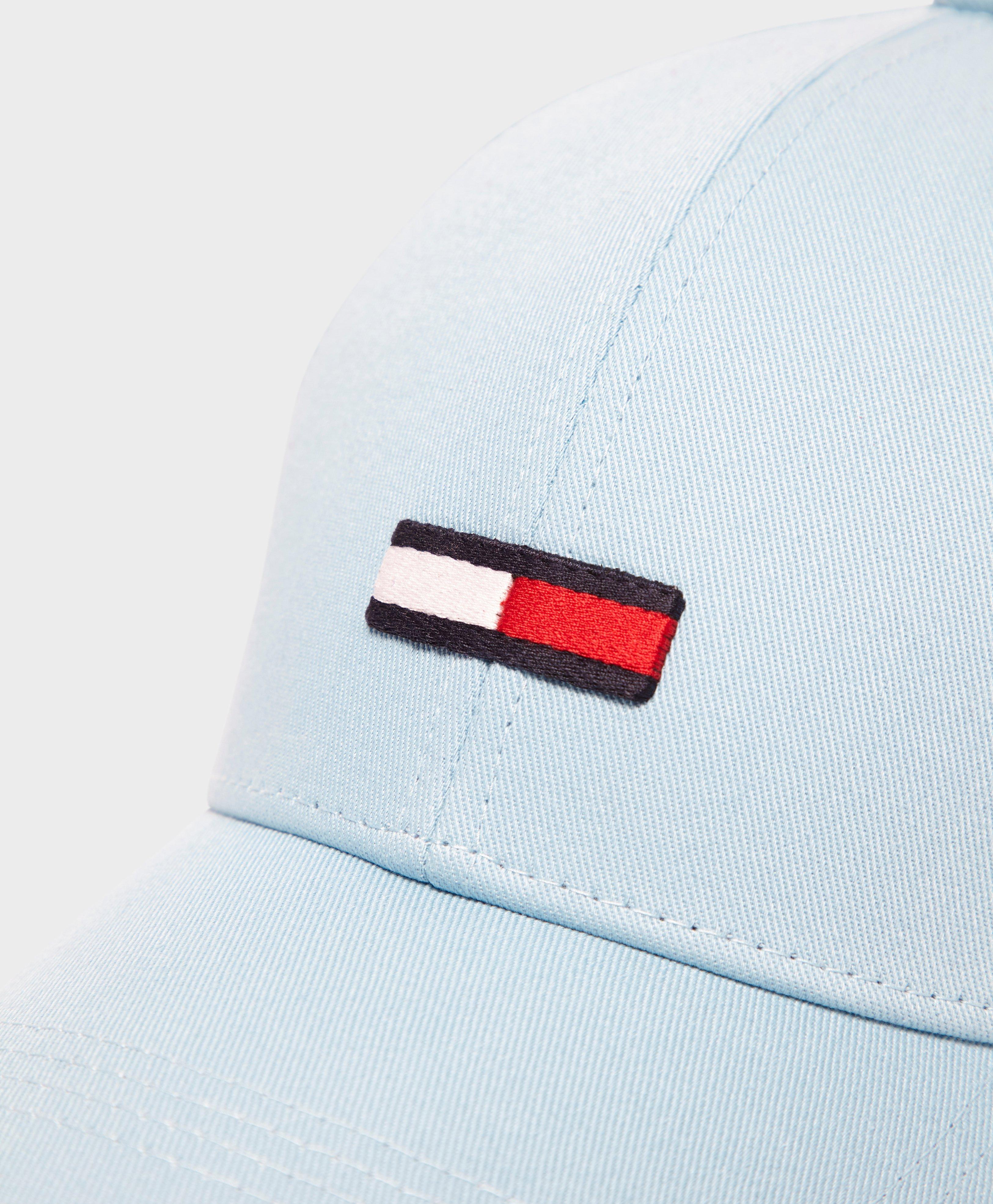 41791fc967b Lyst - Tommy Hilfiger Flag Cap in Blue for Men