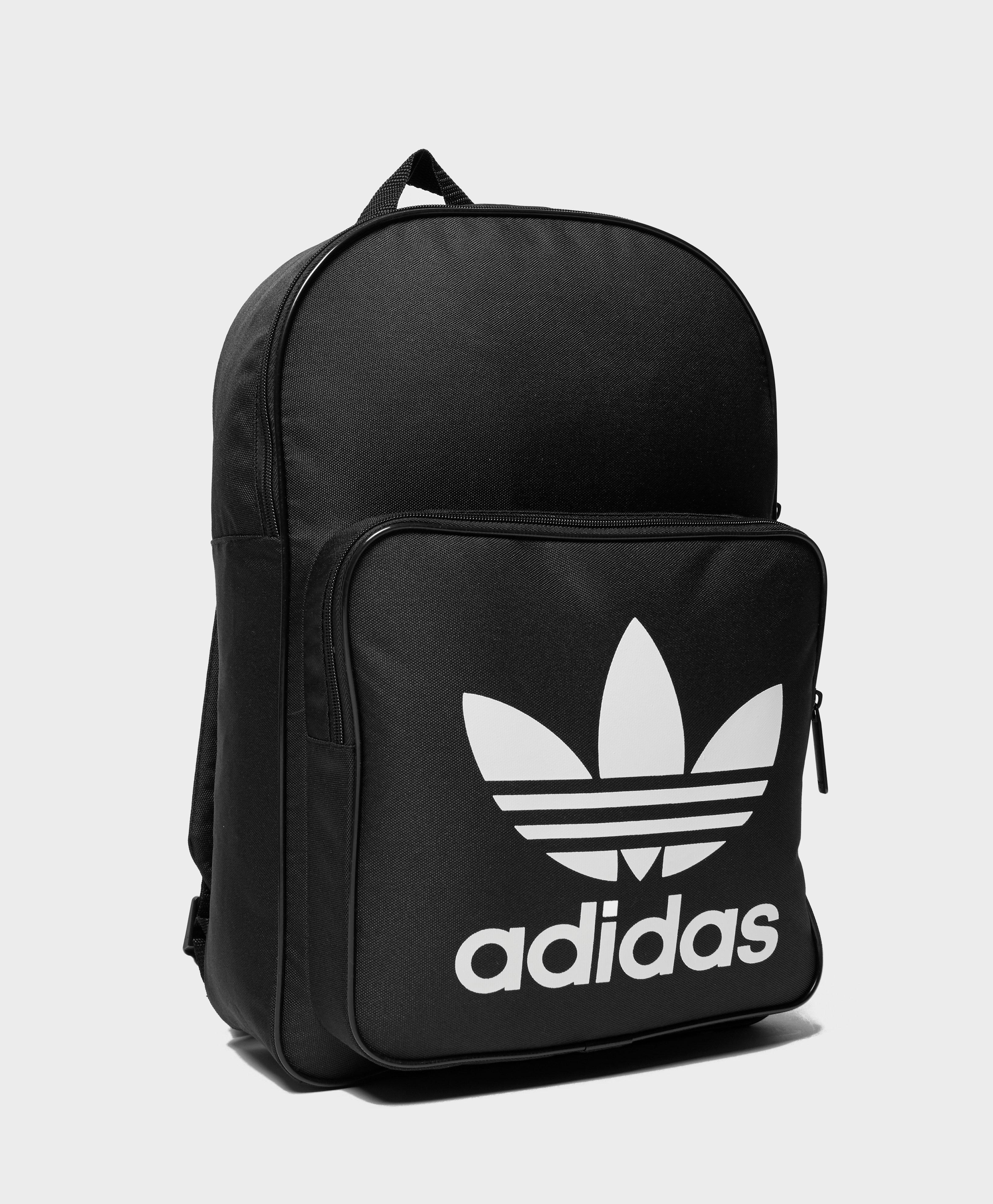 adidas Originals Classic Trefoil Backpack in Black for Men - Save 13% - Lyst 52658368aa906