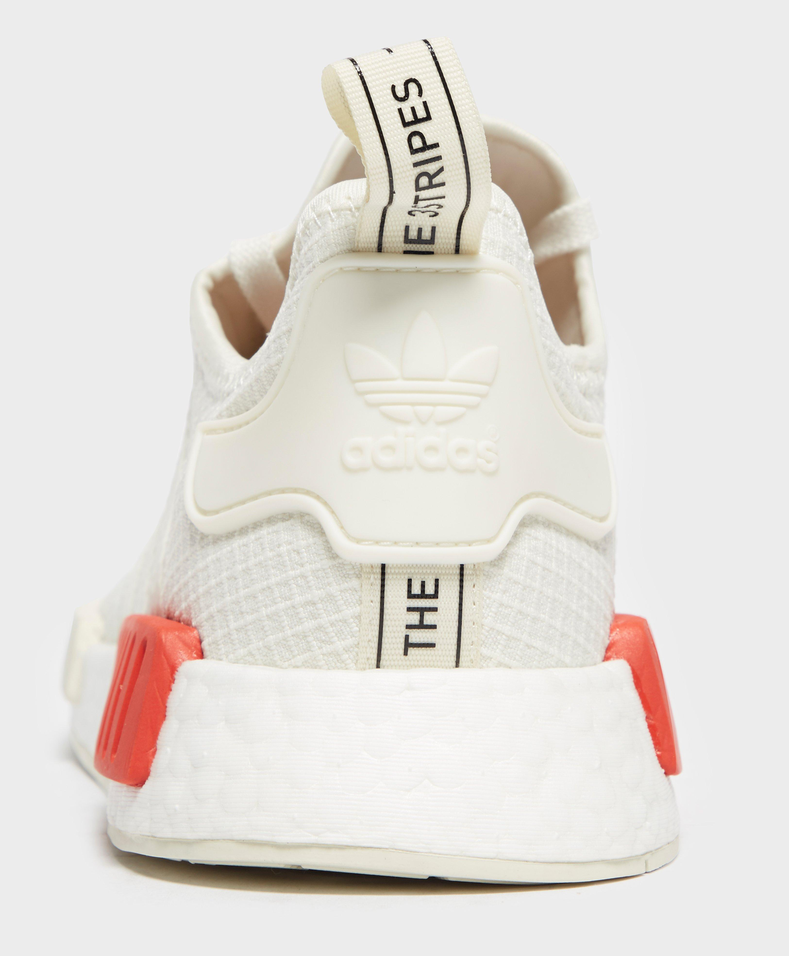Adidas Originals - White Nmd R1 Ripstop for Men - Lyst. View fullscreen 7ad396b7a