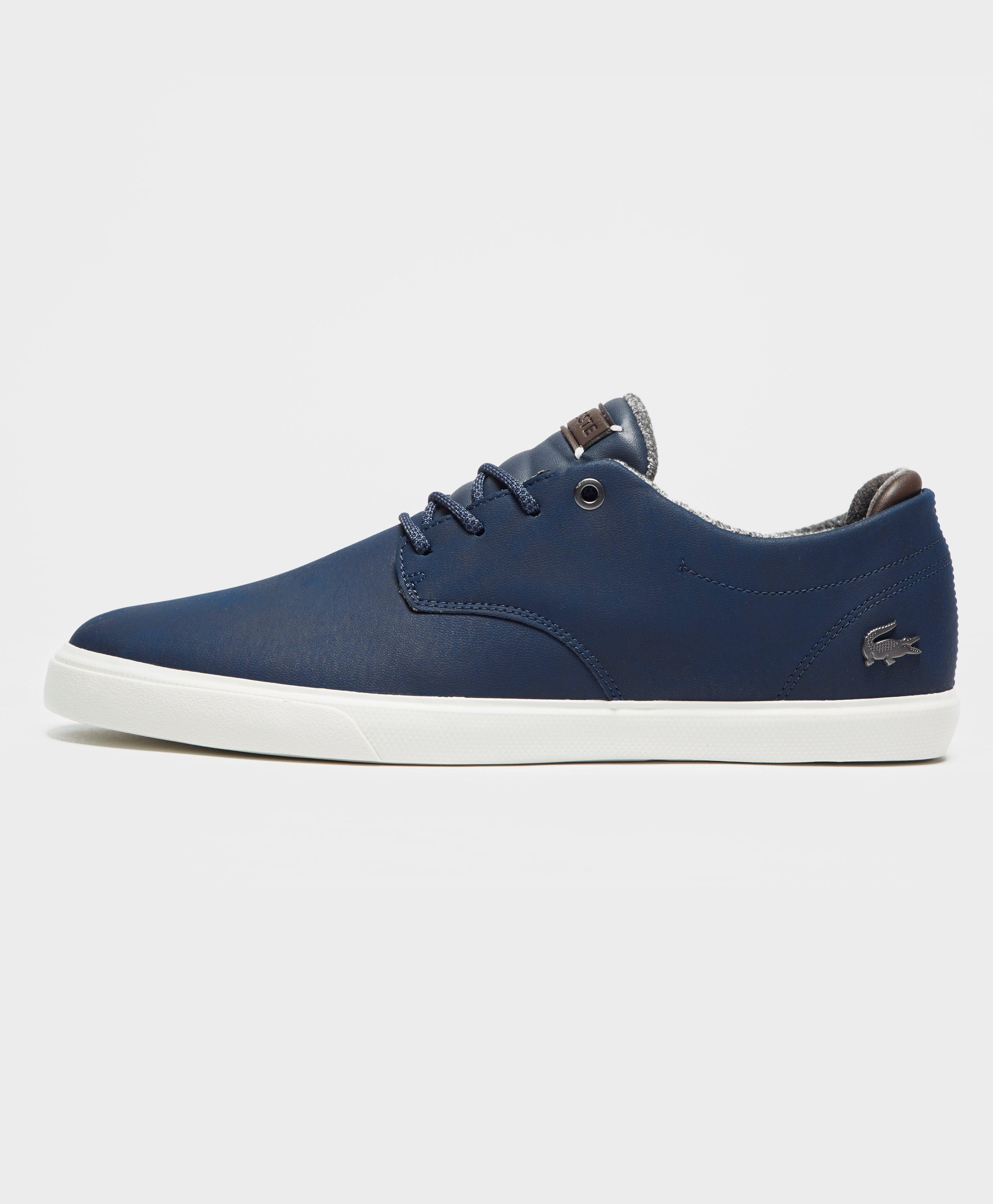 8a7592224a709a Lacoste Esparre in Blue for Men - Lyst