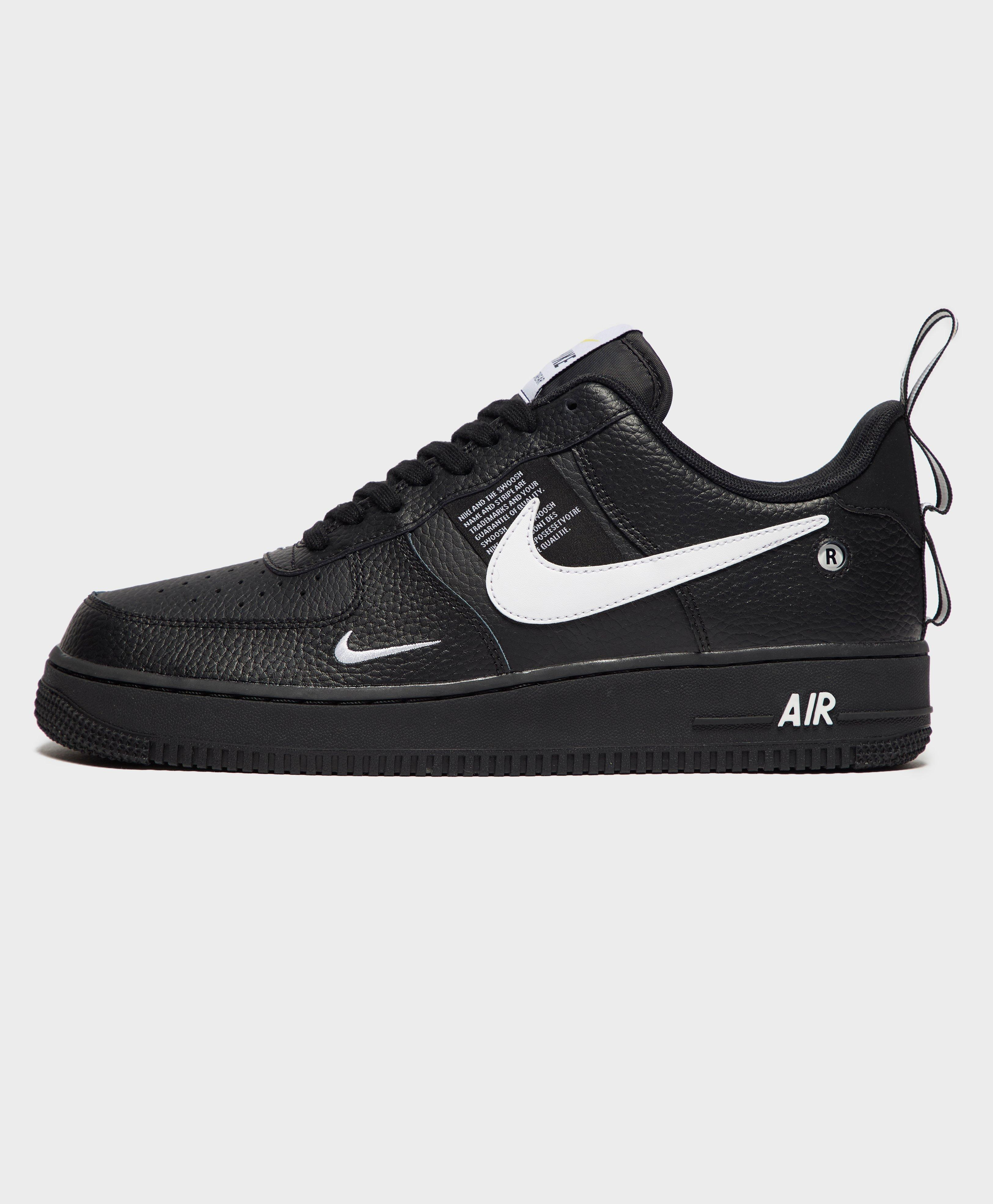 2e84b9c4760 ... where to buy nike air force 1 07 lv8 utility low in black for men save