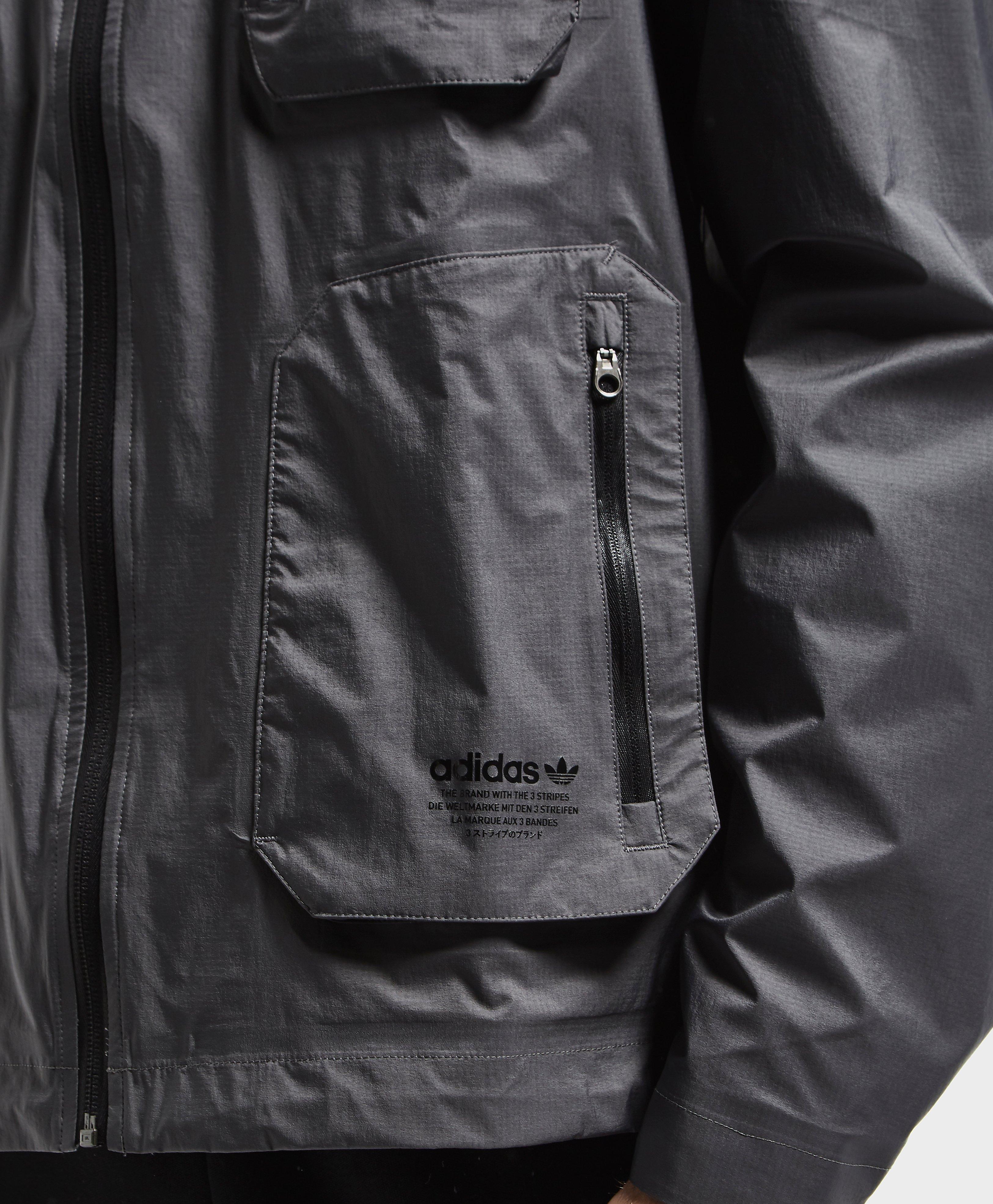 Bomber Originals Men Black Jacket Nmd Lyst For Adidas In wqEAqd ... 576226901a