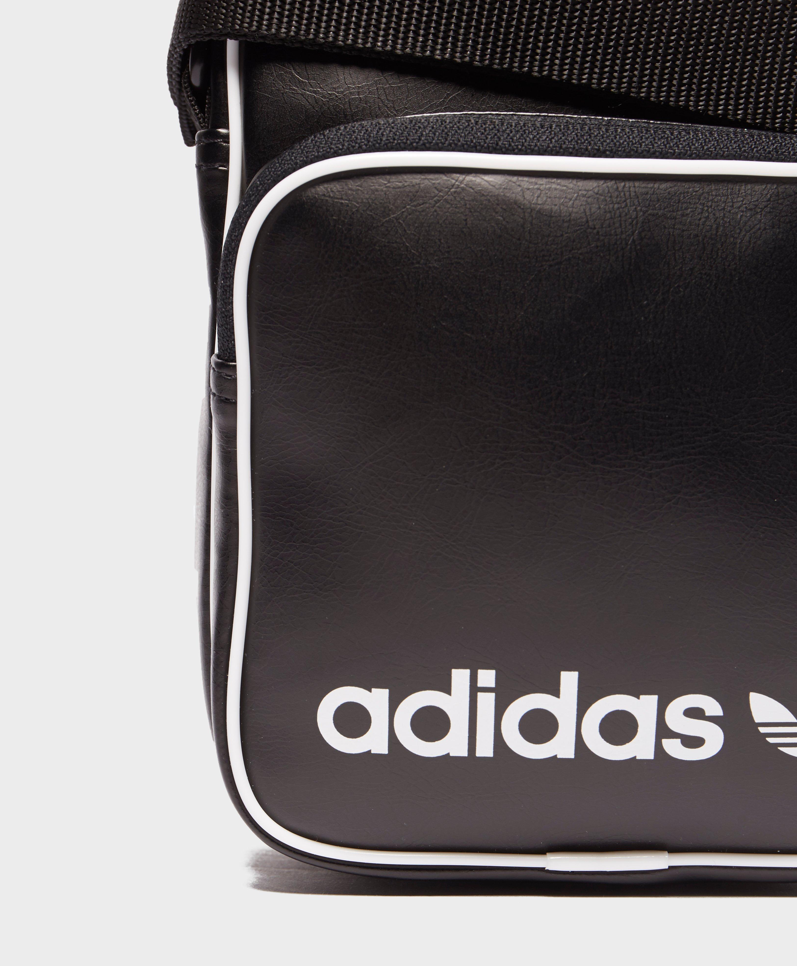 cb96b0e5c50c Lyst - adidas Originals Mini Bag Vintage in Black for Men