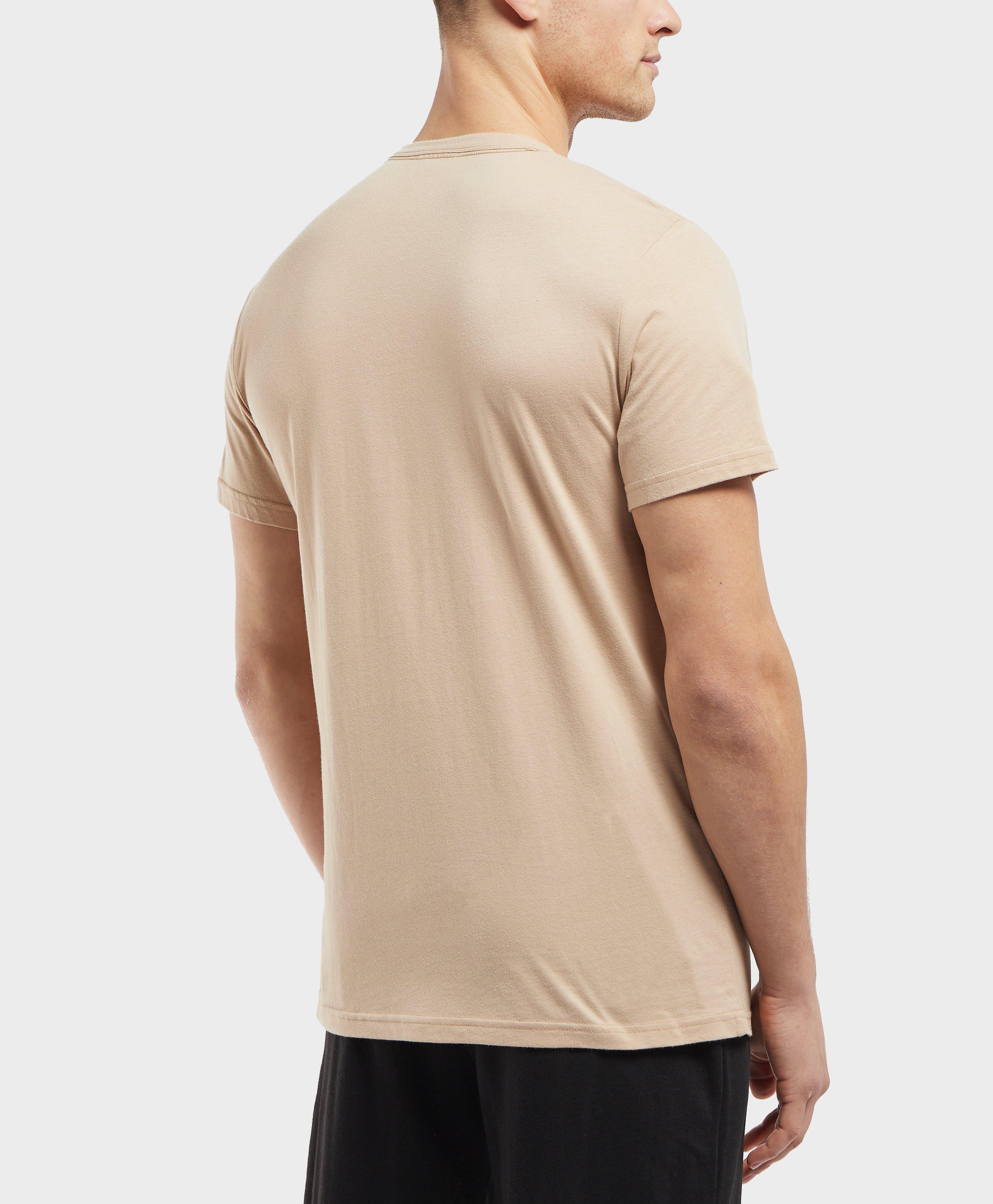 896daa54 Calvin Klein Panel Logo Short Sleeve T-shirt for Men - Lyst