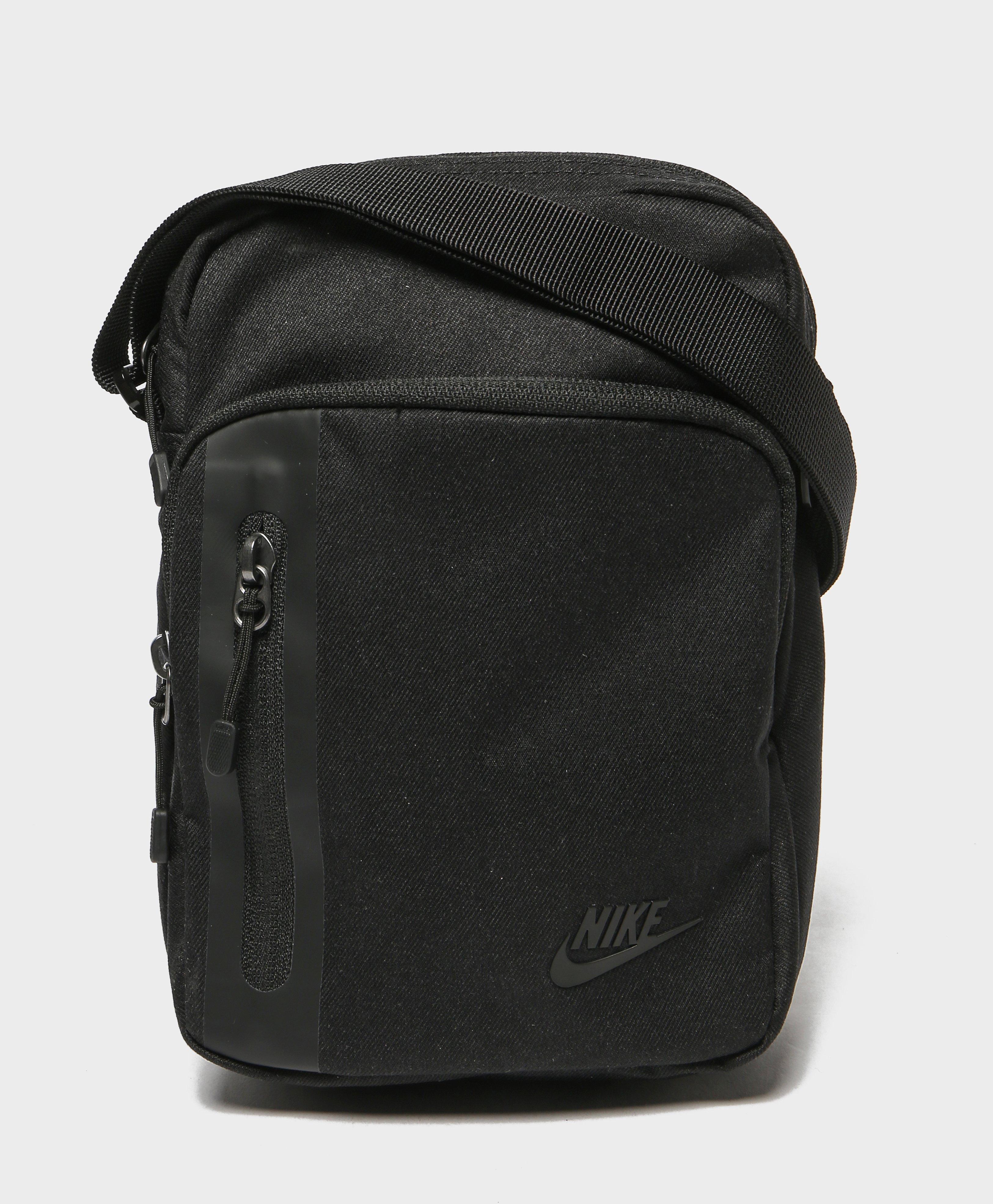 Nike Core Small Crossbody Bag in Black for Men - Lyst 93a5b5aaa74ba