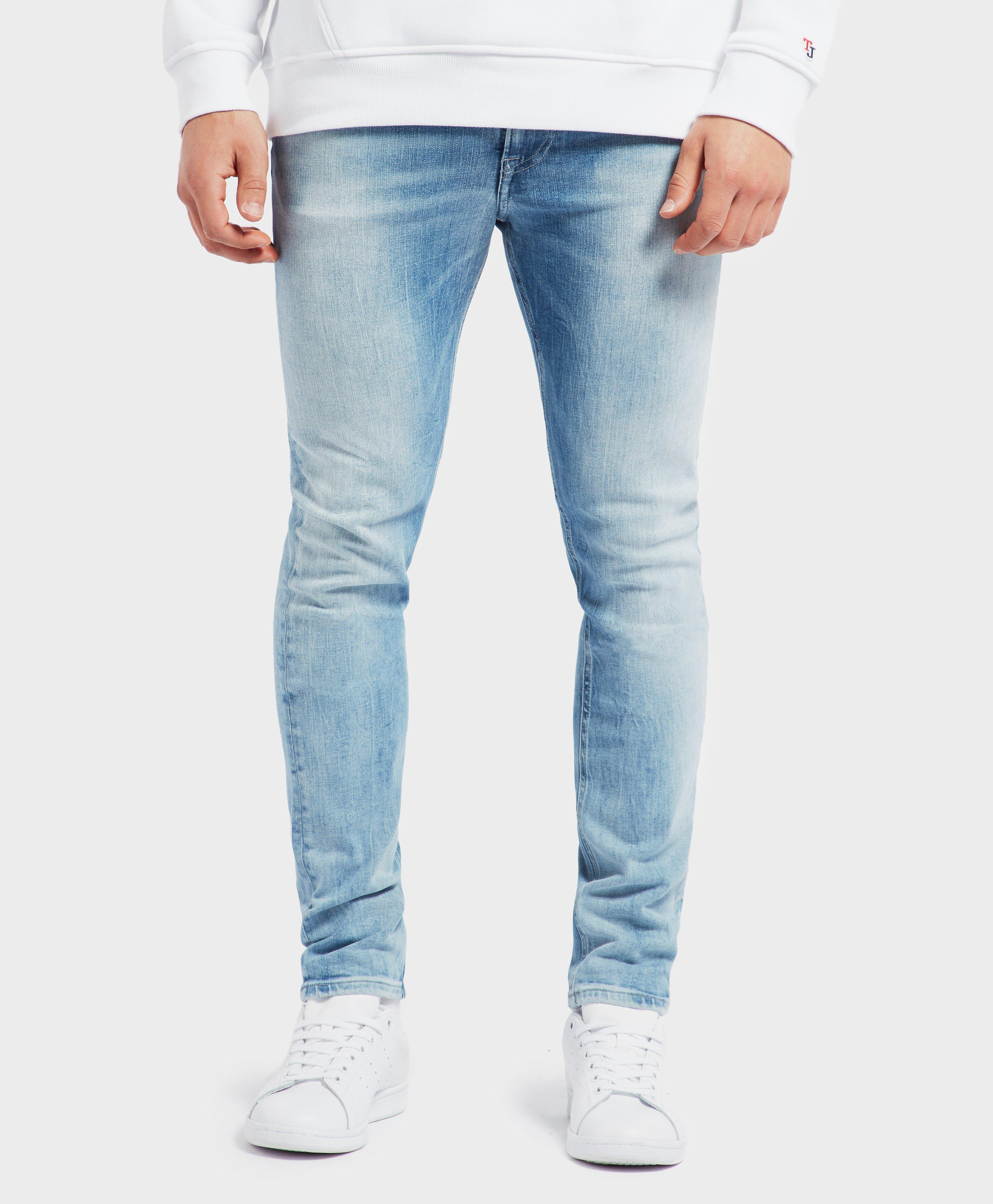 c43db054e Tommy Hilfiger Simon Stretch Skinny Jeans - Online Exclusive in Blue ...