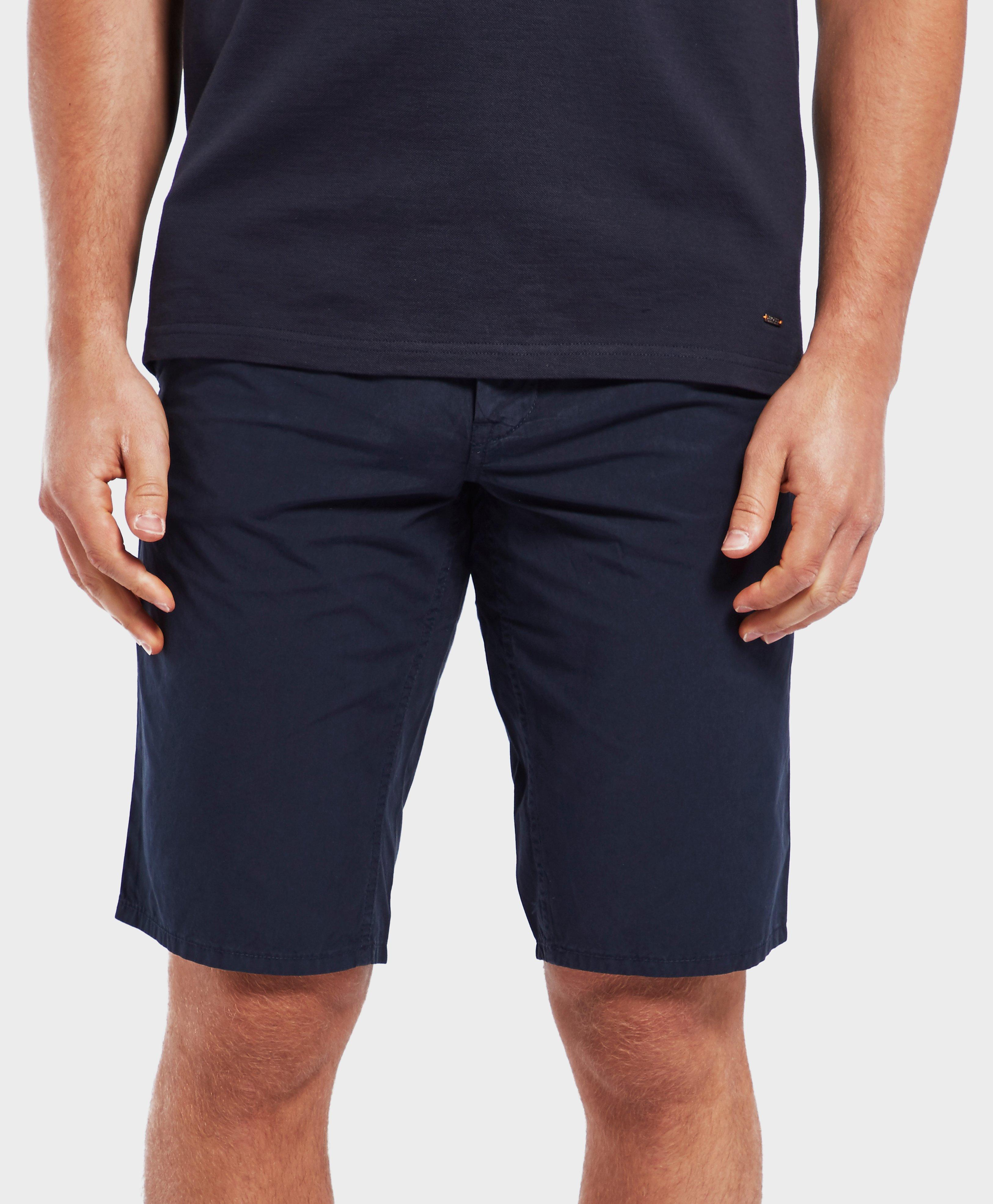 b24ebd967 Boss Schino Slim Shorts in Blue for Men - Lyst