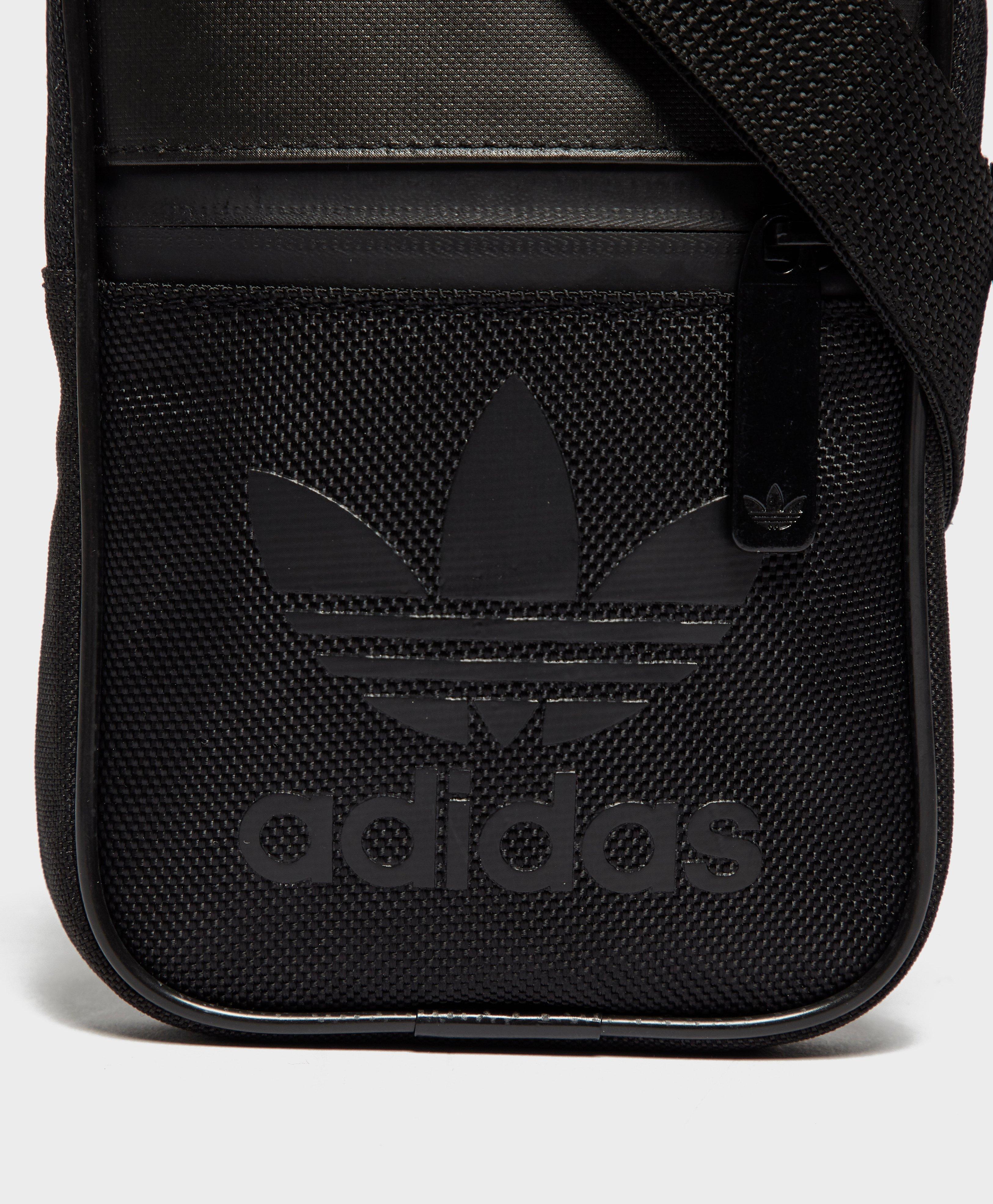 2248f302b332 Lyst - adidas Originals Festival Bag in Black for Men