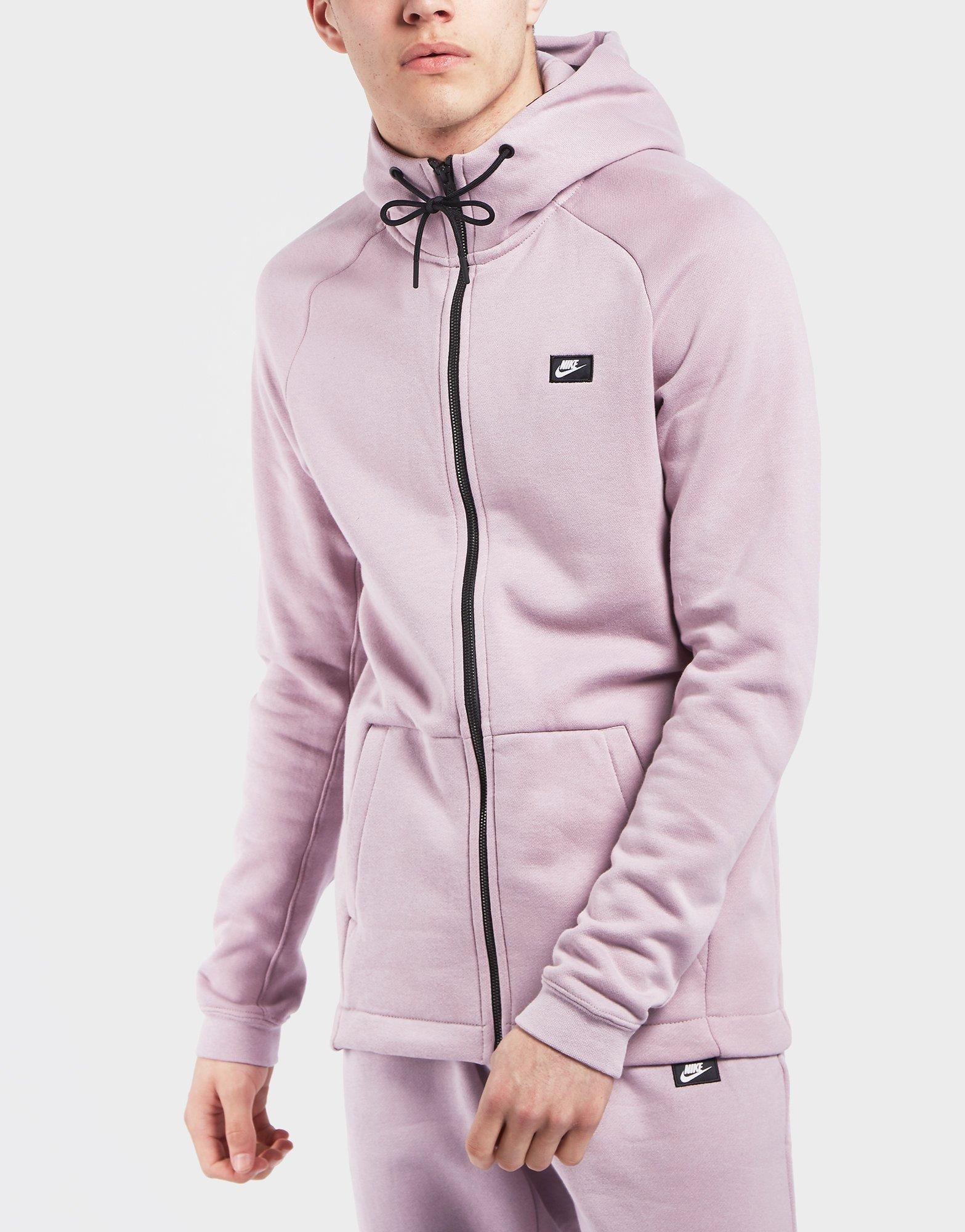 In Zip Lyst Hoodie Bb Full Men Modern For Nike Pink qp6Y7g