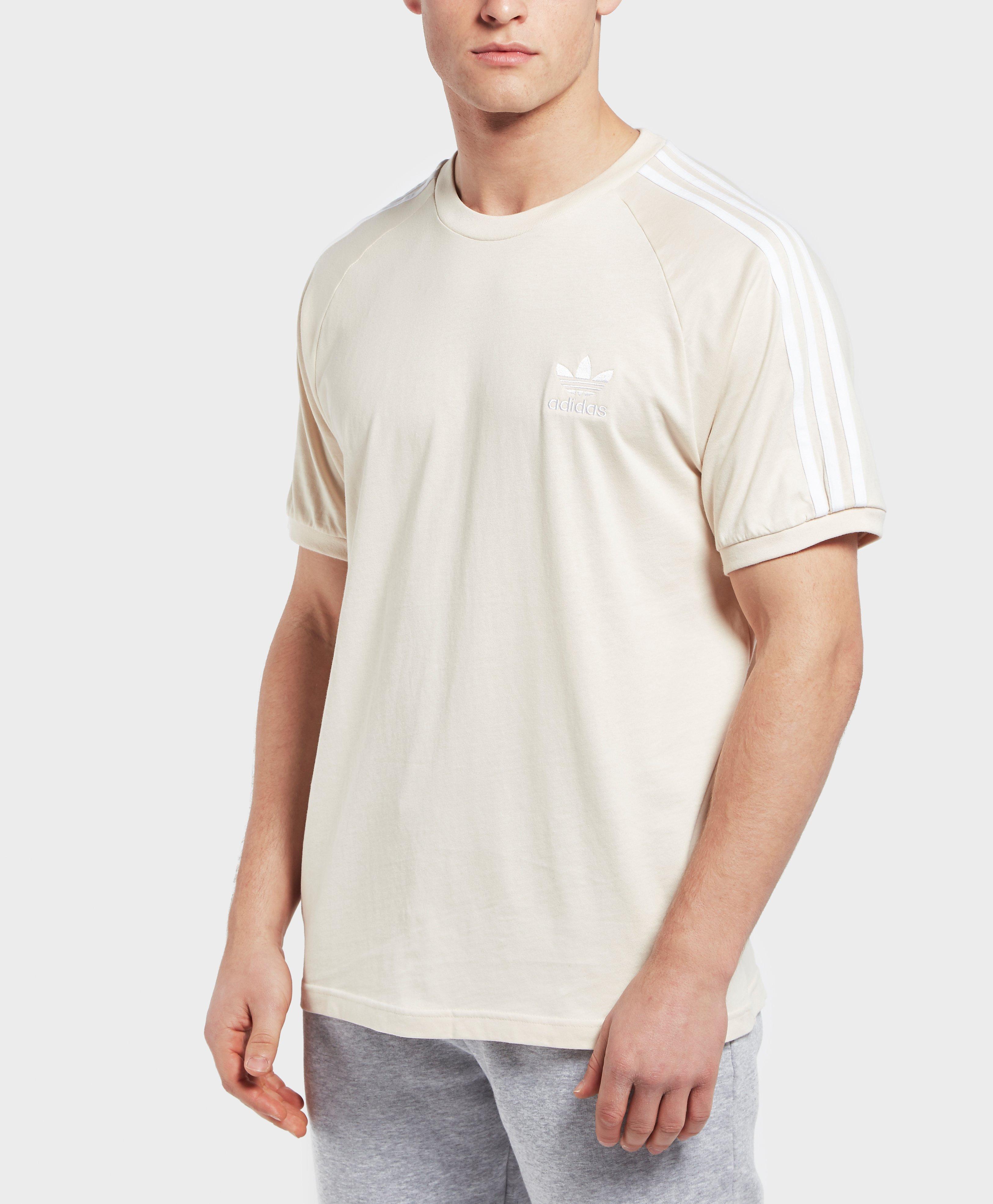 Lyst adidas originali in california a maniche corte t - shirt per gli uomini.