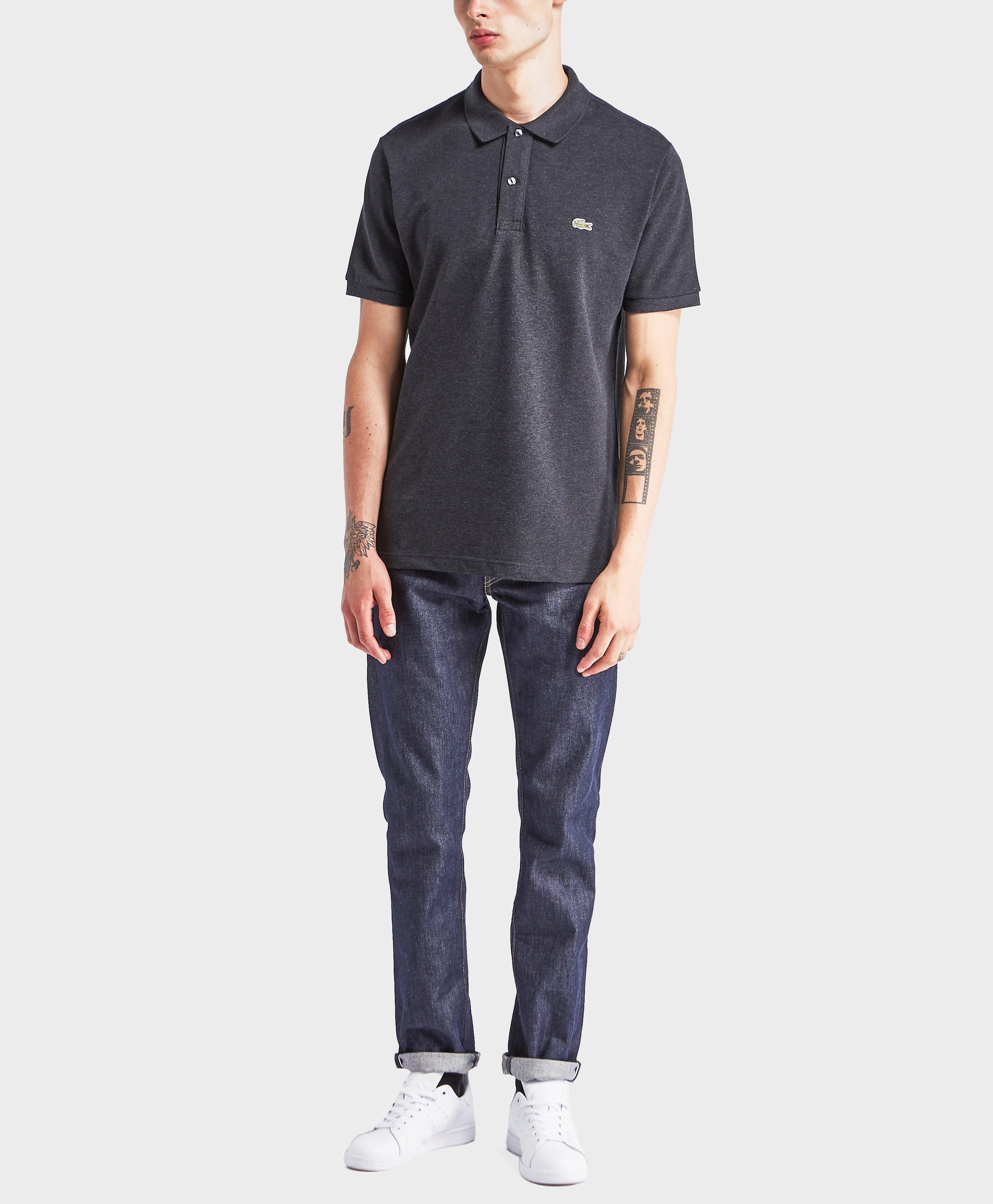 0beb0802d65310 Lacoste 1212 Slim Short Sleeve Polo Shirt for Men - Lyst