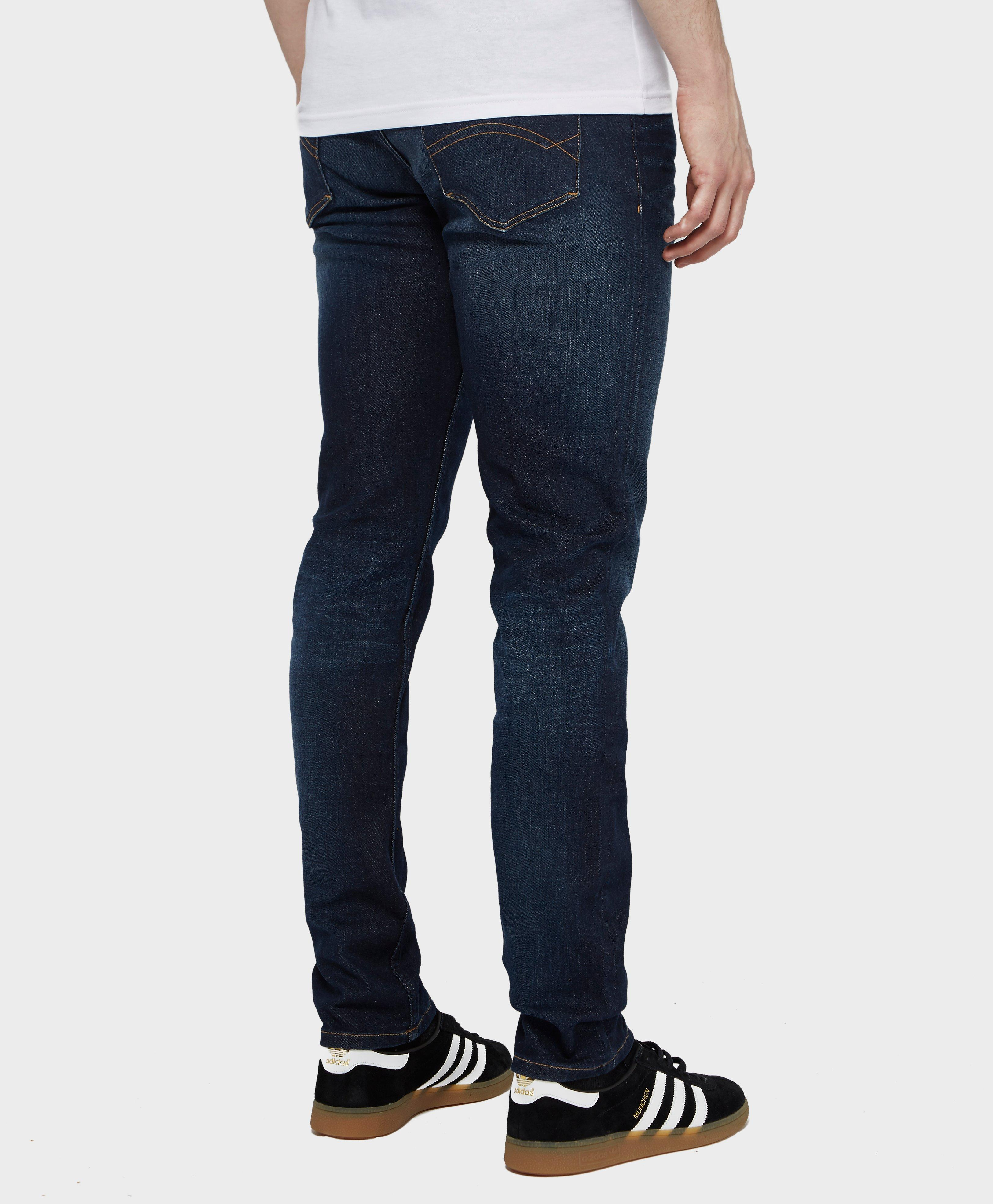 f4dcc41c Tommy Hilfiger Slim Tapered Steve Jeans in Blue for Men - Lyst