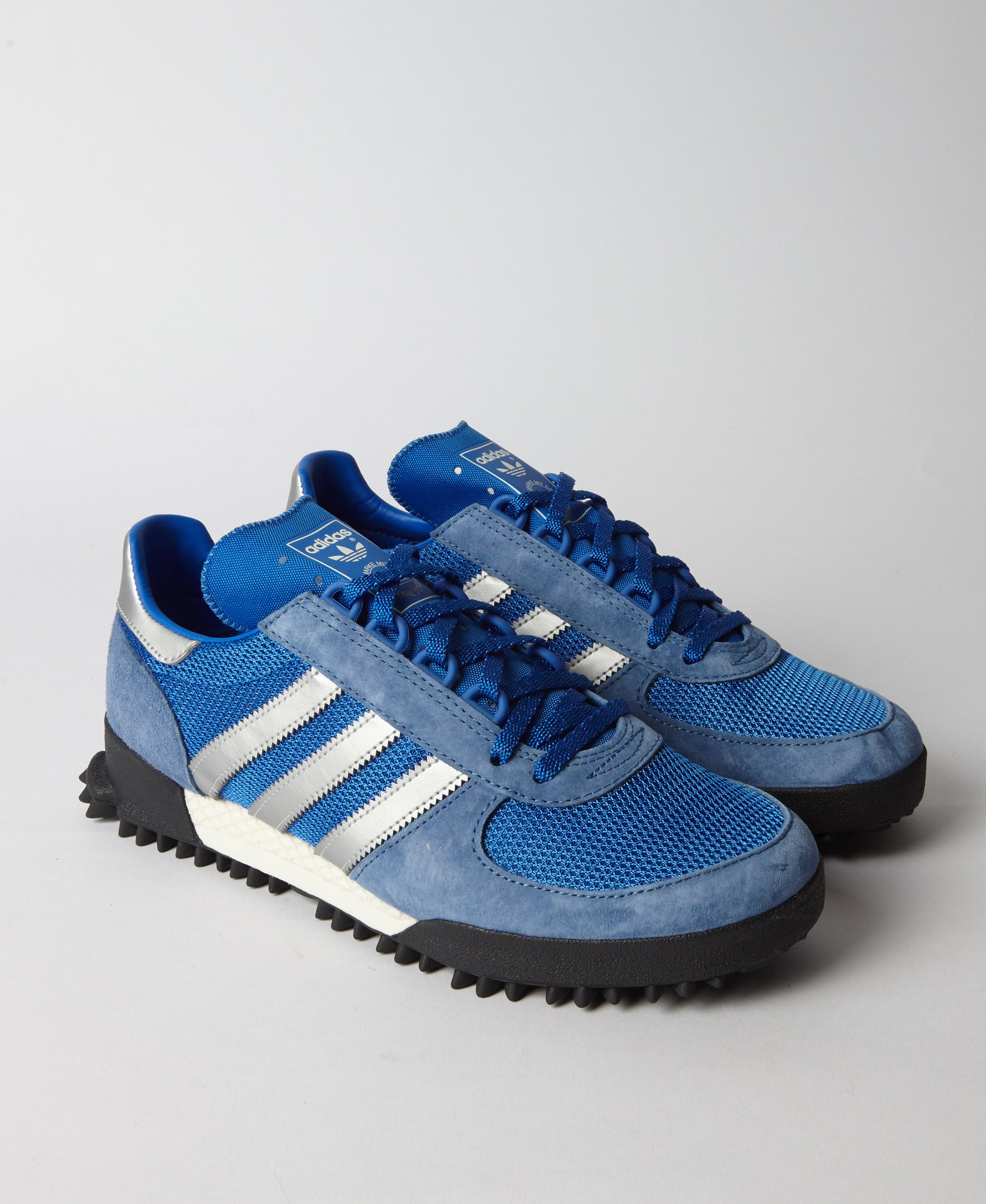 Lyst - adidas Marathon Tr Vintage in Blue for Men ae675985c