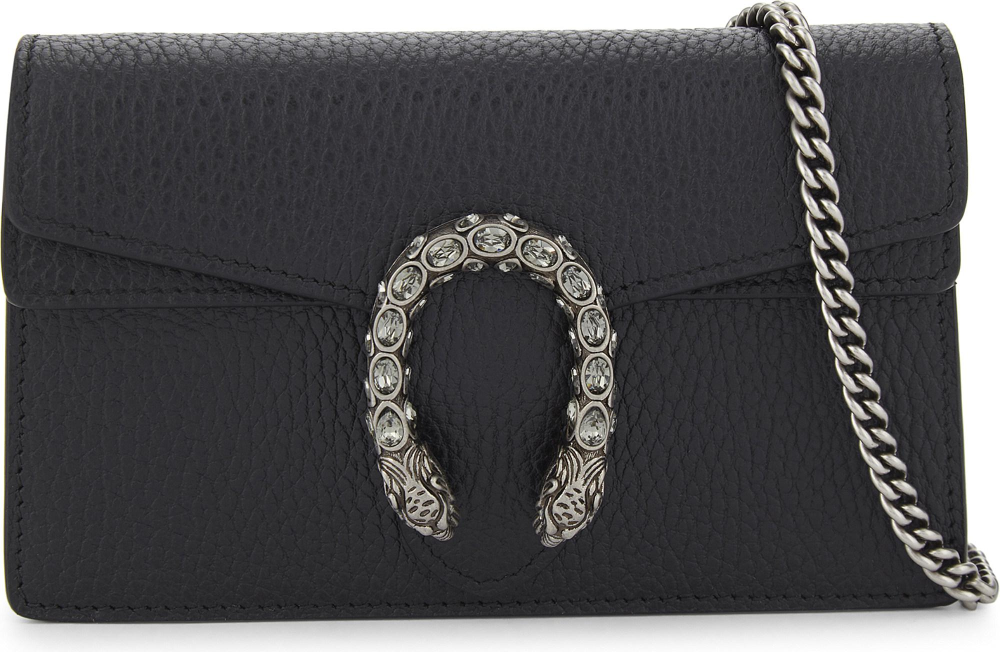 fb3f21e89e4 Gallery. Previously sold at  Selfridges · Women s Cross Body Bags Women s Gucci  Dionysus