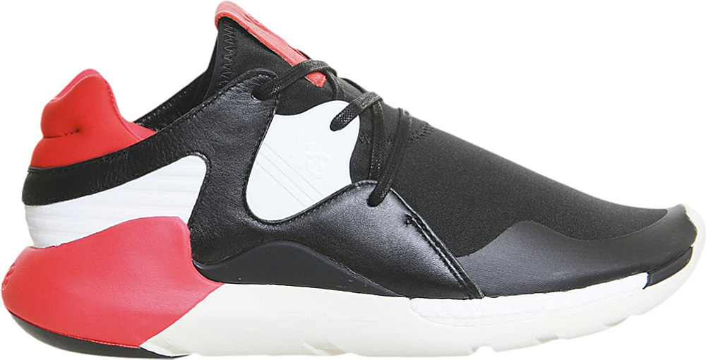 4a32e9a786ff Lyst - Y-3 Y3 Boost Qr Trainers in Red for Men