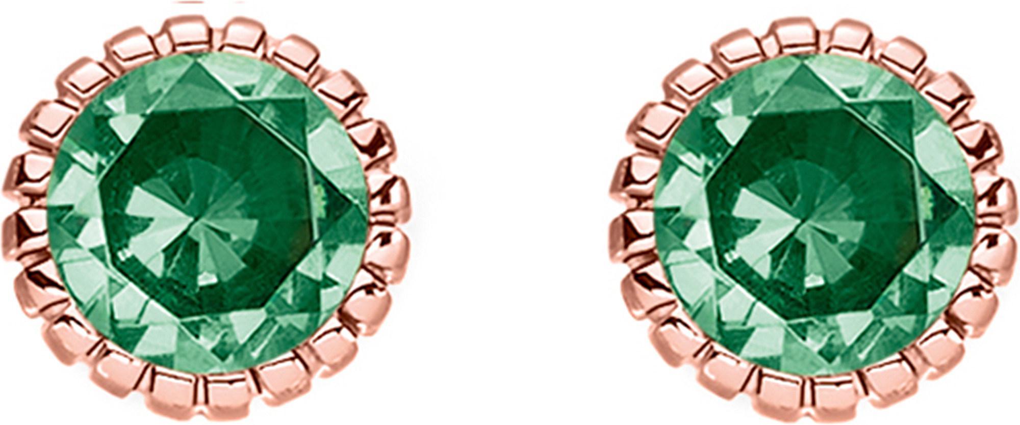 4159fb7b5 Thomas Sabo. Women's Metallic Glam & Soul 18ct Rose Gold-plated Earrings