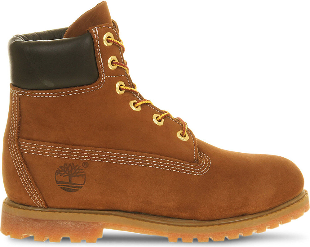 Timberland Earthkeepers 6 Inch Premium Boots In Brown Lyst
