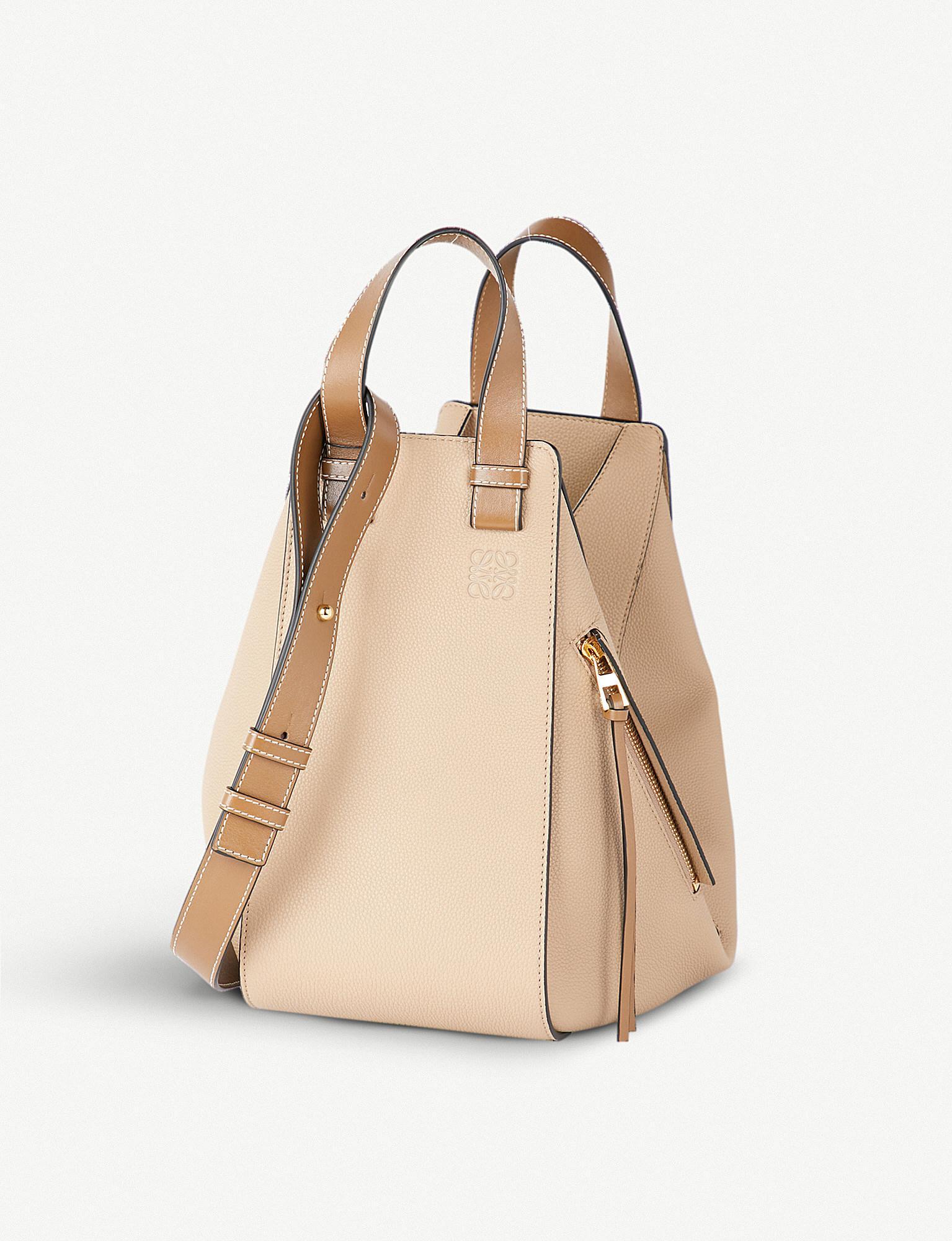 Hammock Medium Leather Shoulder Bag Loewe 9rqn1yUv