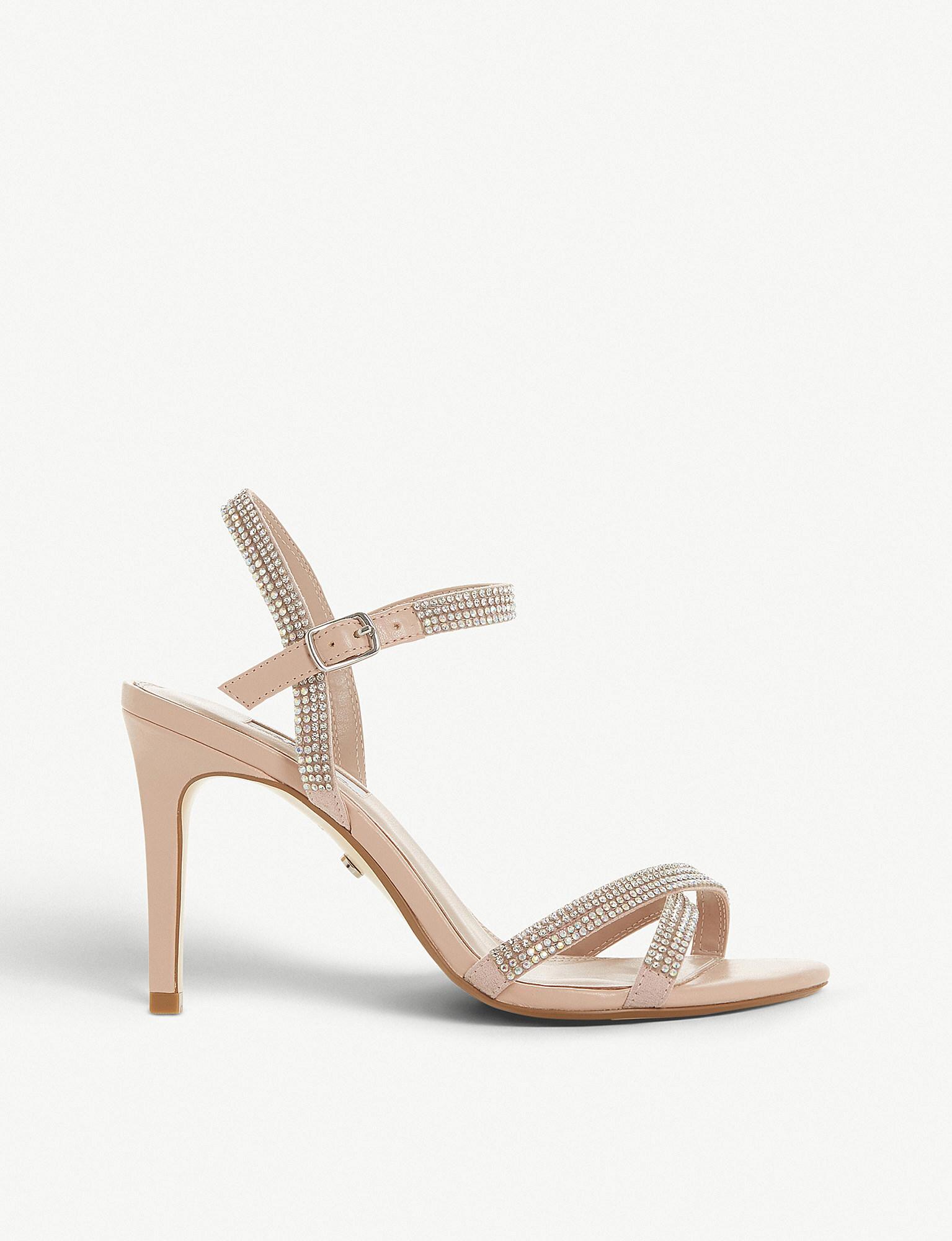 d396d13bea7915 Dune. Women s Magdalena Diamante-embellished Sandals