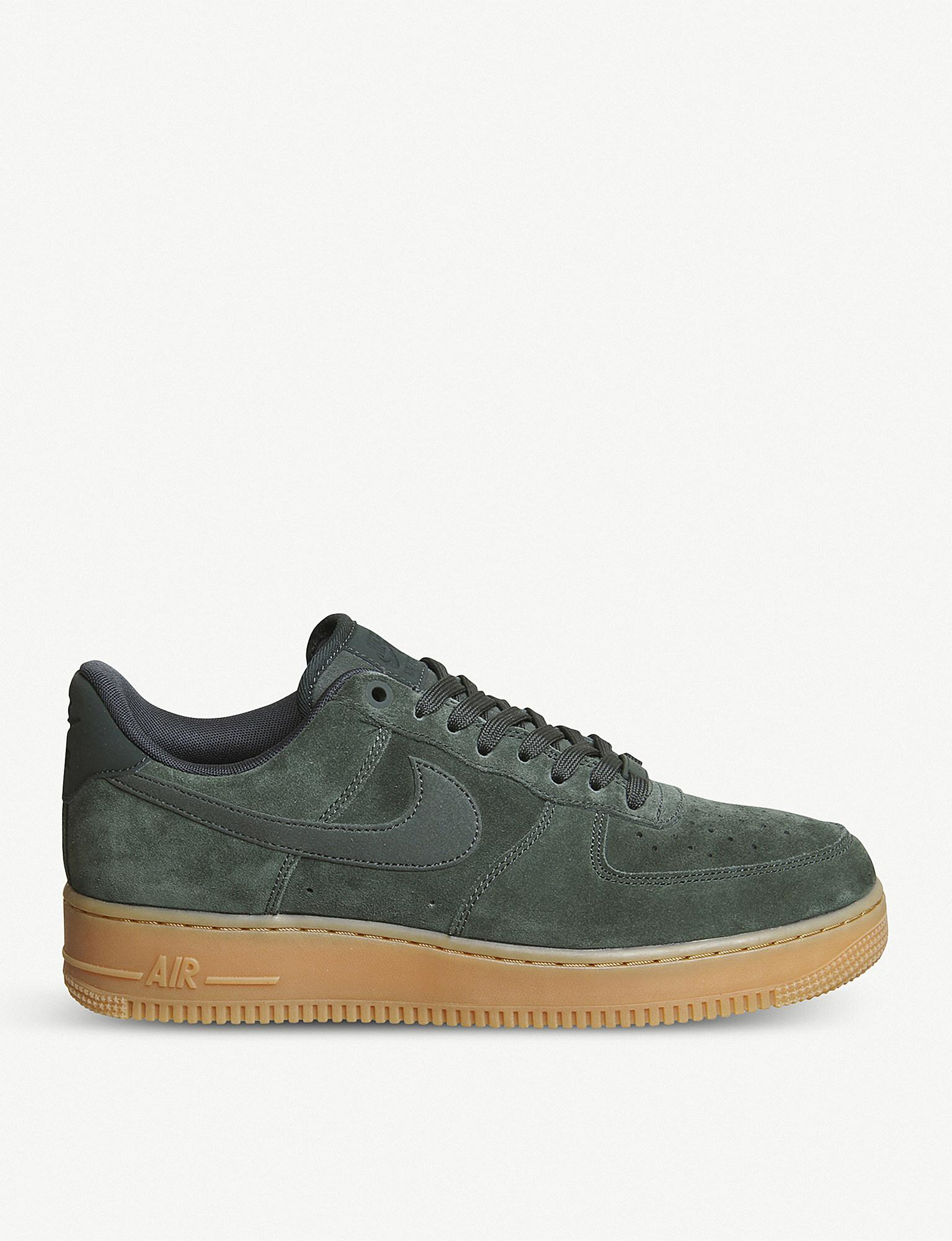 33d756f95a0 Gallery. Previously sold at  Selfridges · Men s Nike Air Force ...