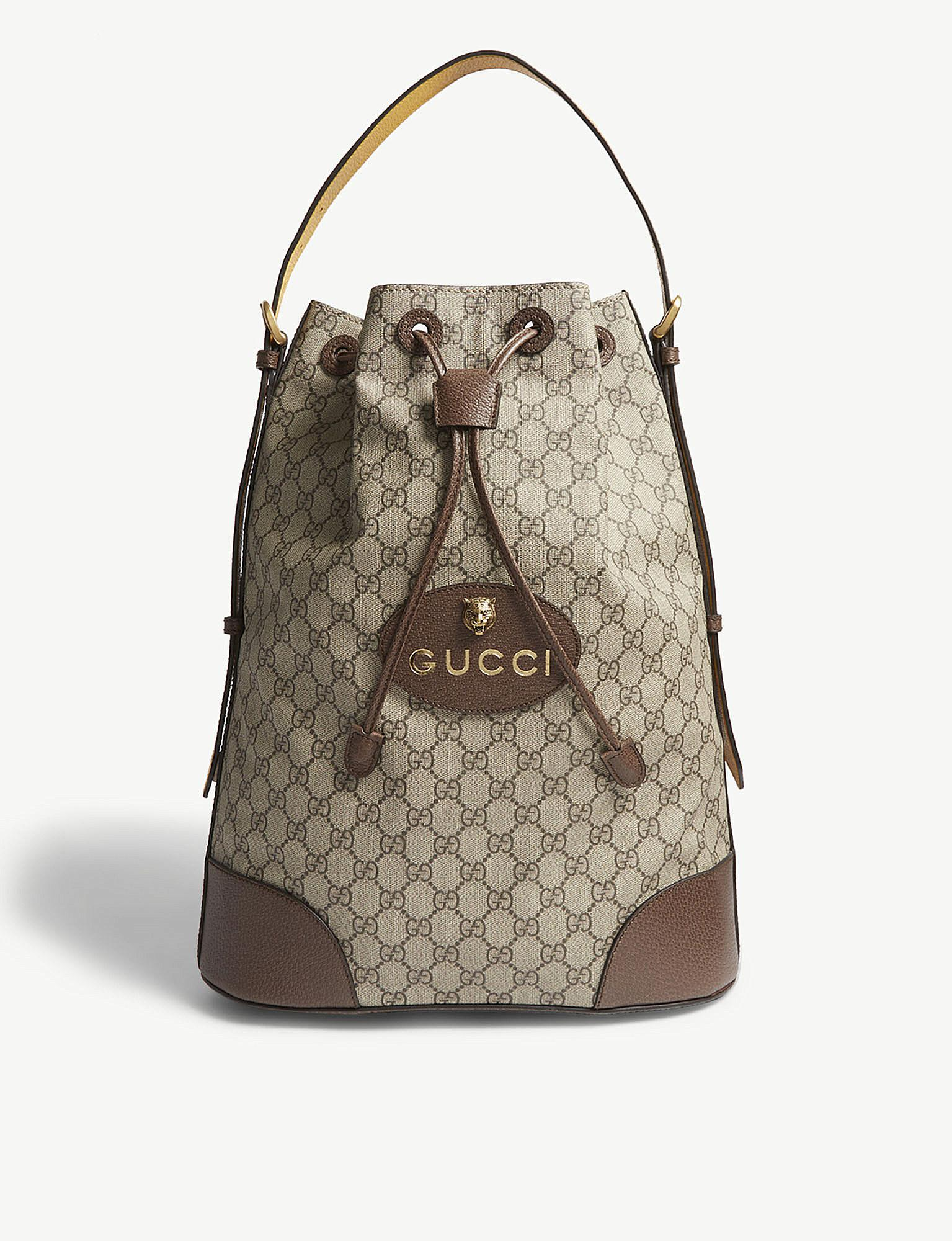 c84e1c476a8b Vintage Gucci Backpack - BD Fabrications
