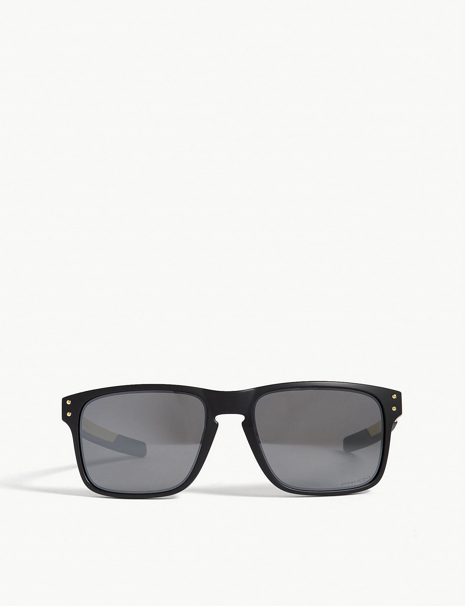 310a9233b9 Lyst - Oakley Holbrook Mix Rectangle-frame Sunglasses in Black for Men