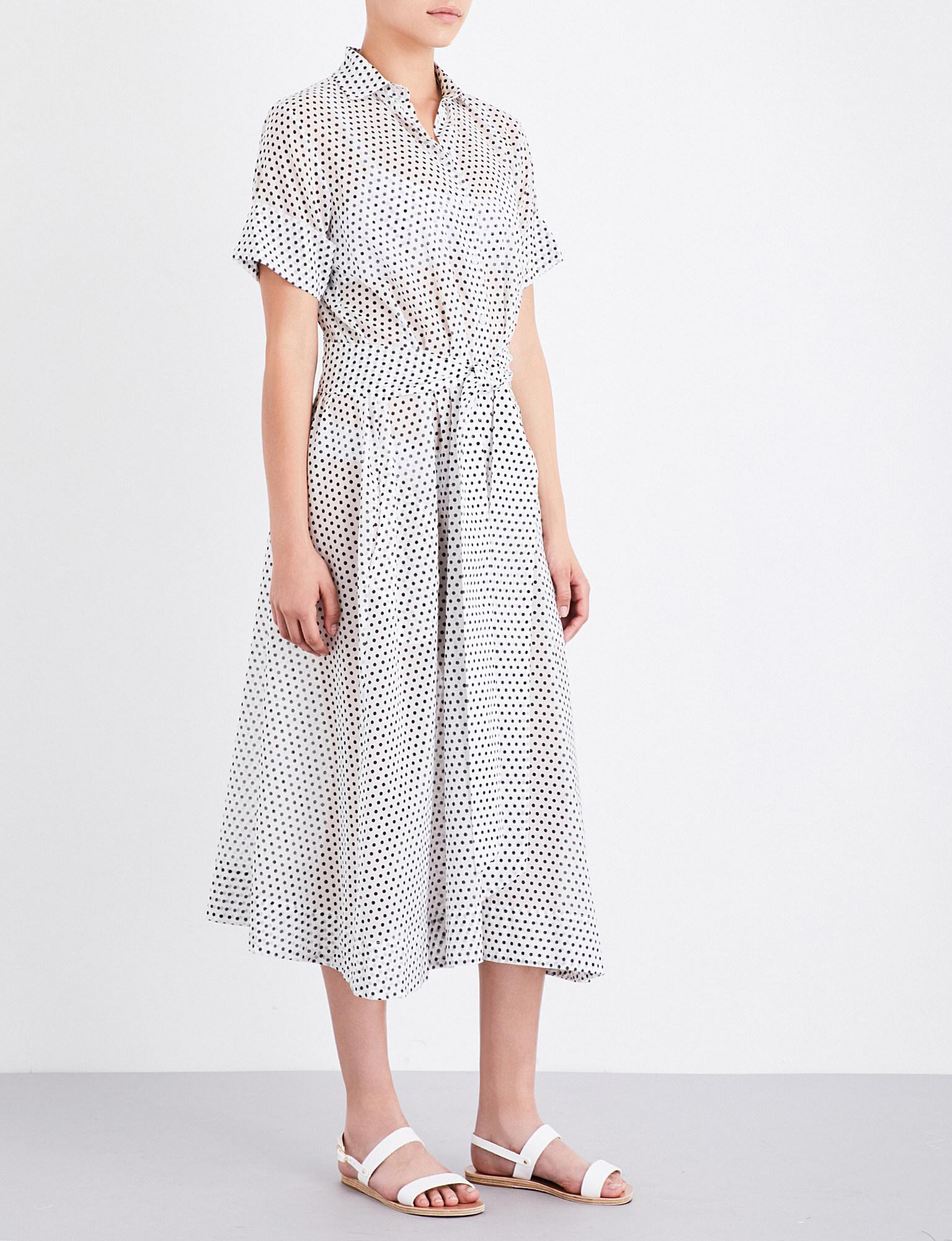 adbb48f952d Gallery. Previously sold at  Selfridges · Women s Polka Dot Dresses