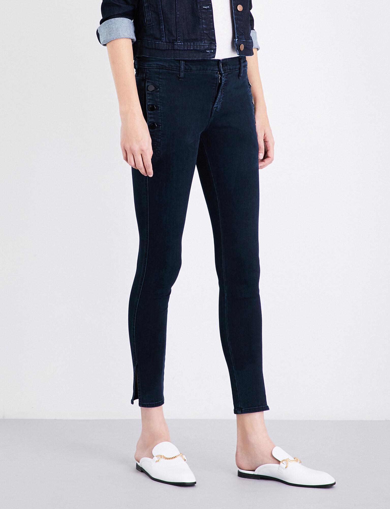 Womens Zion Mid-Rise Skinny Jeans J Brand iZ05sEhYJ