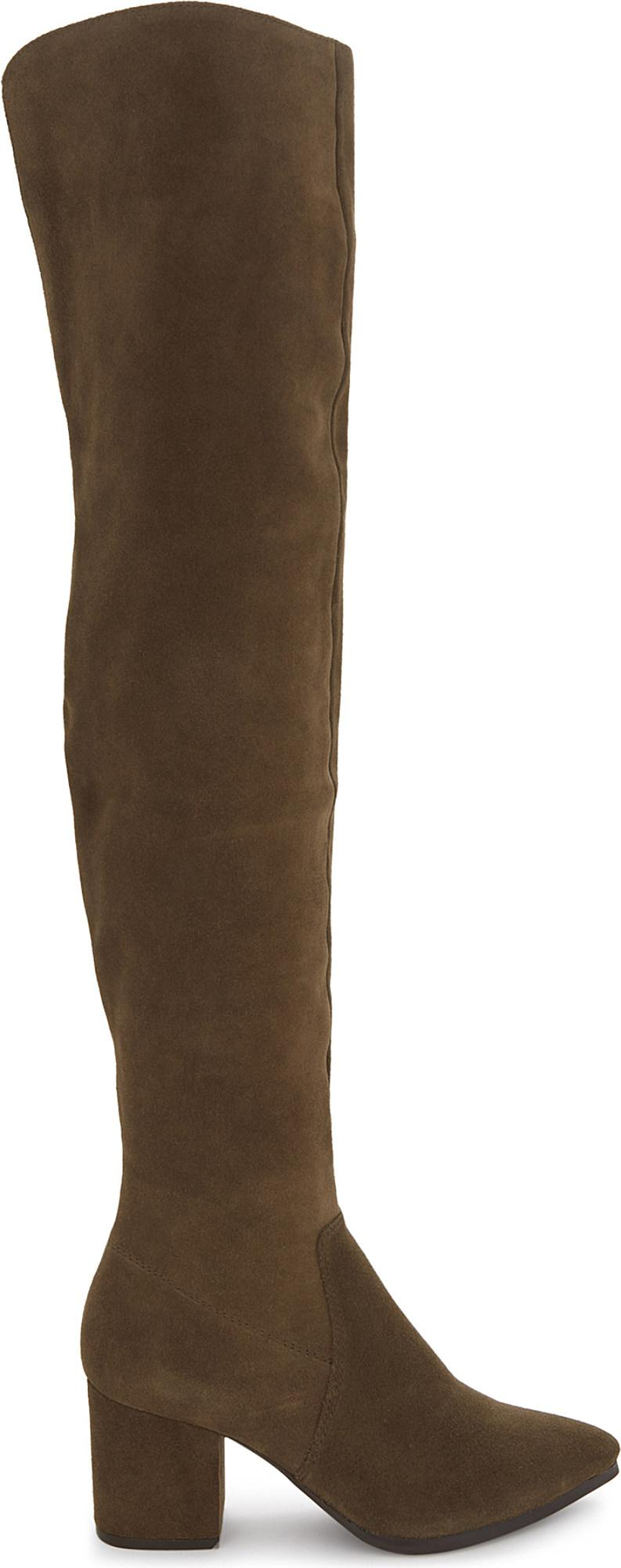 bce8b21cd2d Gallery. Previously sold at  Selfridges · Women s Metallic Boots ...
