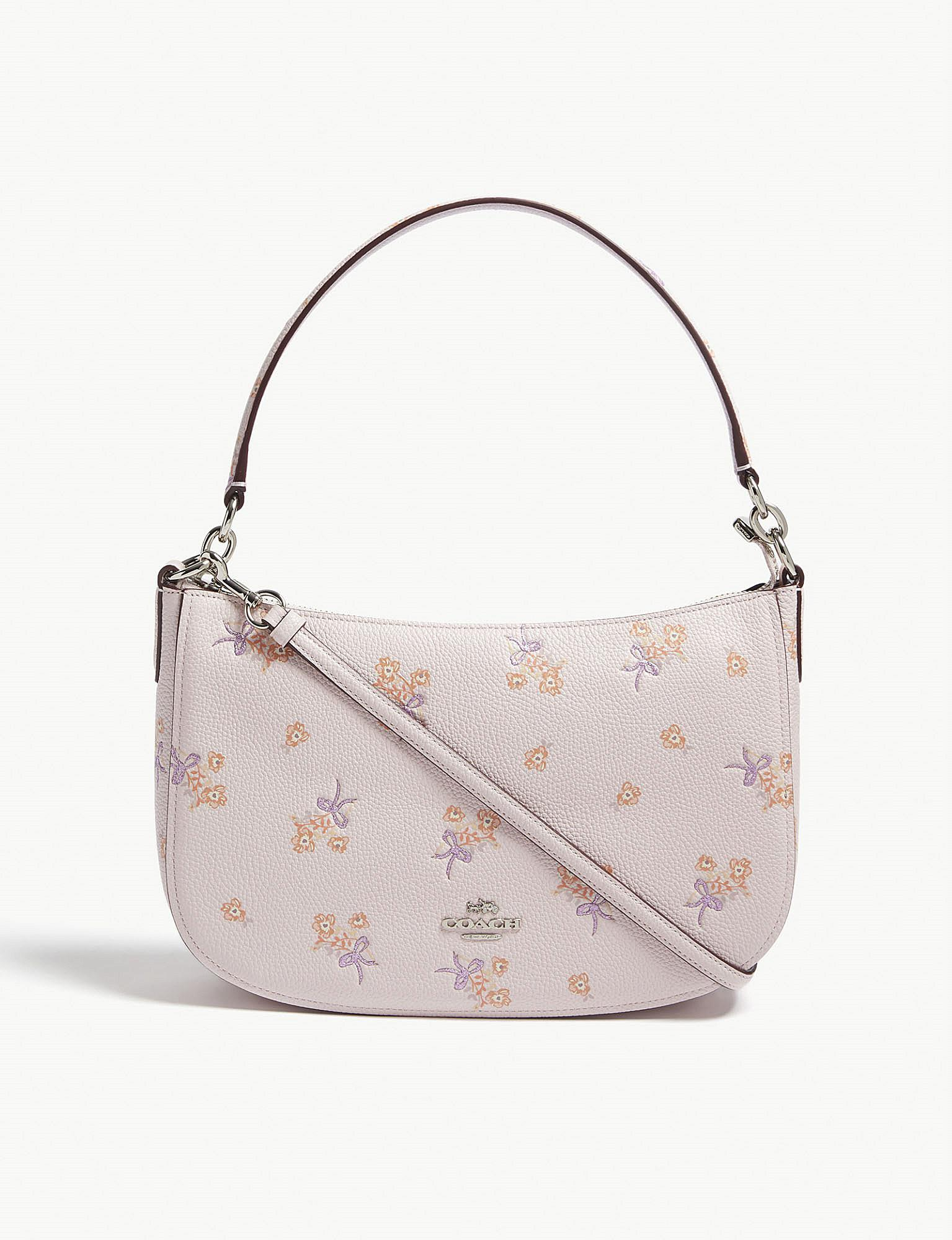 95bd6308a0 ... sale coach. womens ladies ice pink floral modern chelsea 511a1 d2aae