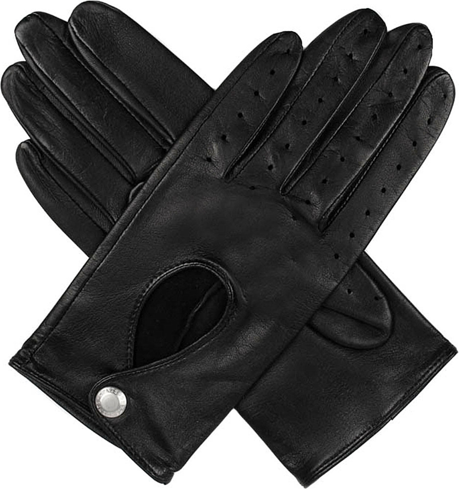 Ladies leather gloves selfridges - Dents Women S Black Leather Keyhole Driving Gloves 52 From Selfridges Buy Now
