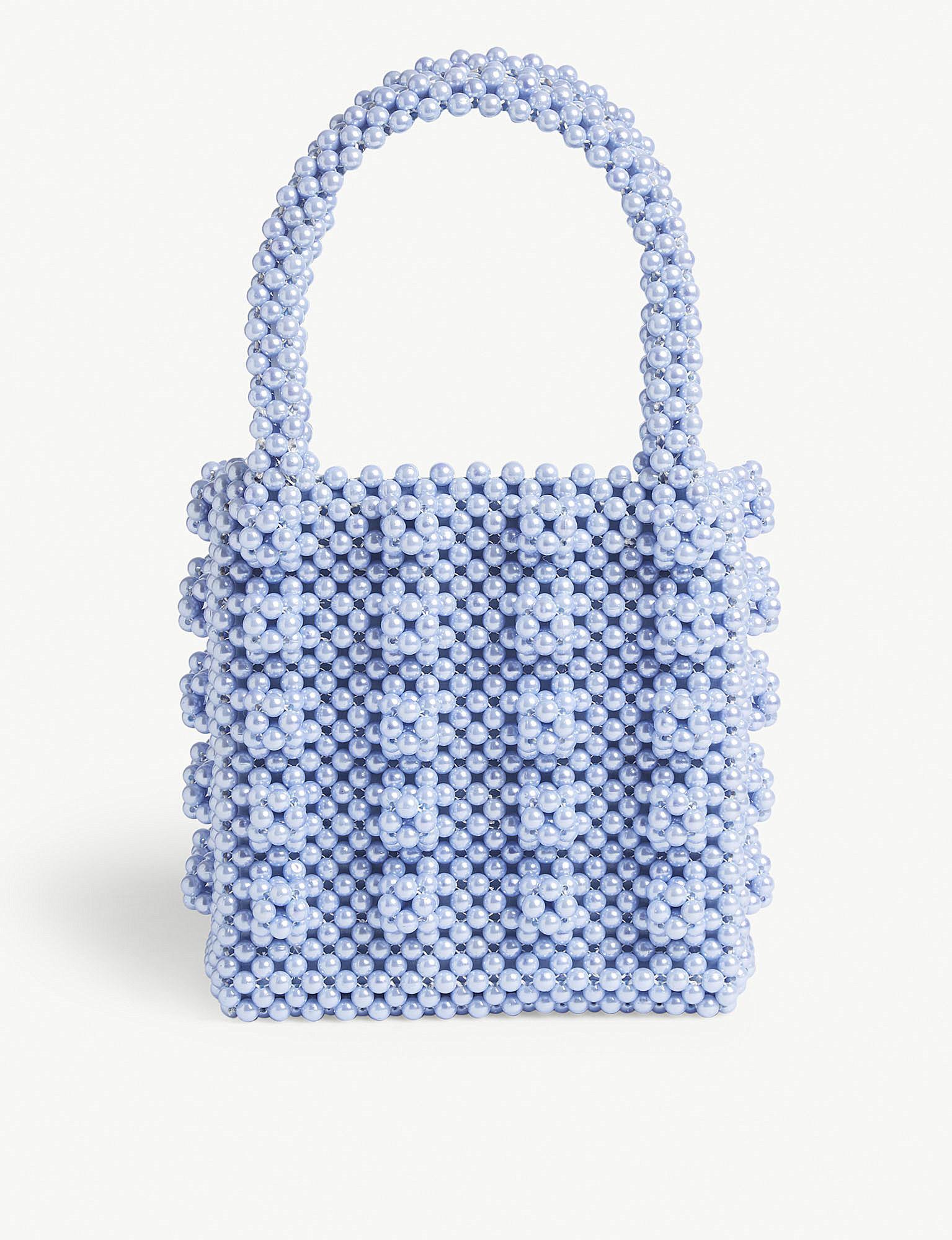 Shrimps Antonia Tote Bag in Blue - Lyst e0c581b424211