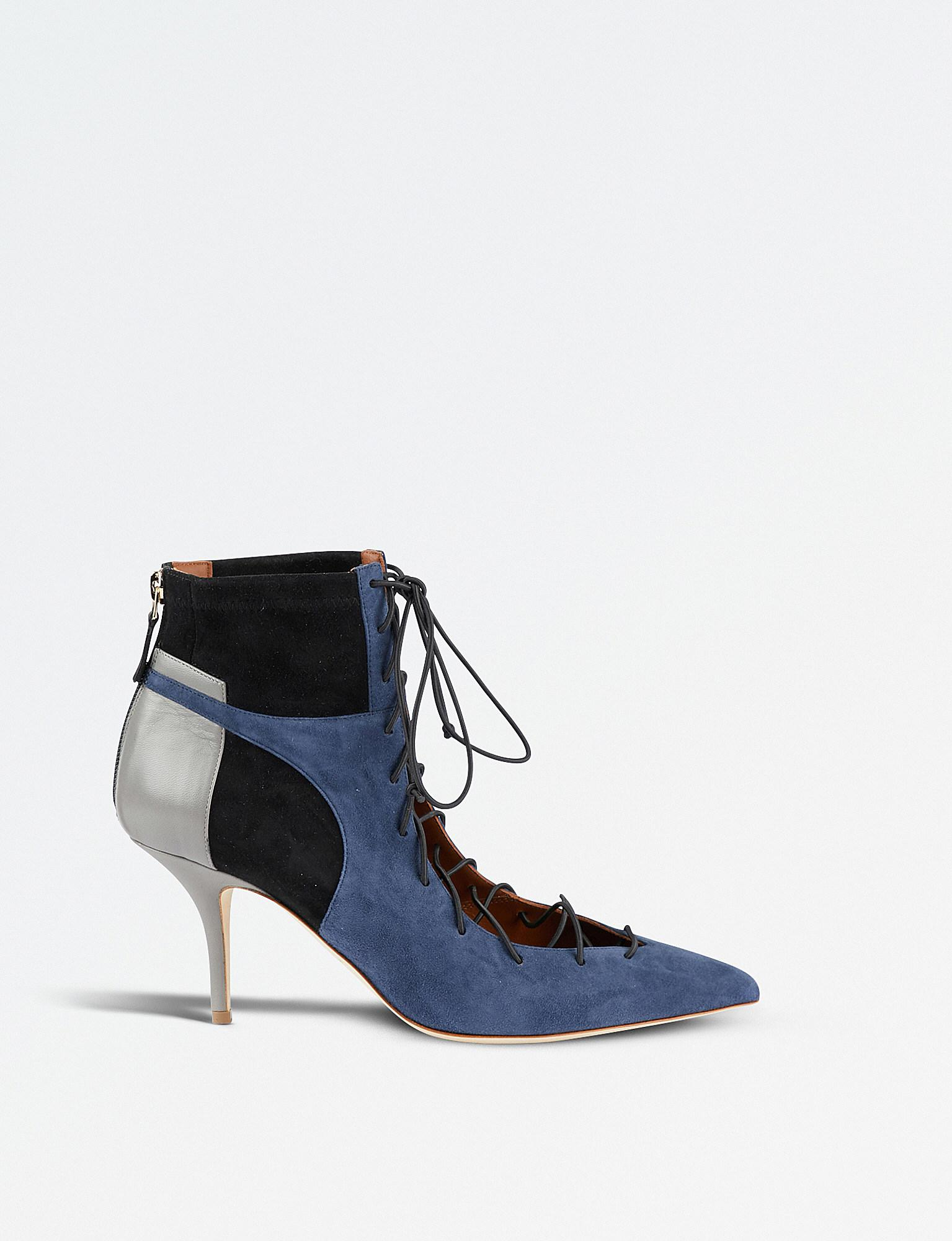 Exclusive to mytheresa.com - Montana 100 leather ankle boots Malone Souliers k9zNnn37