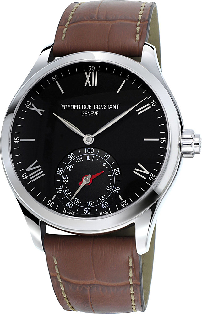 frederique constant fc285b5b6 stainless steel in