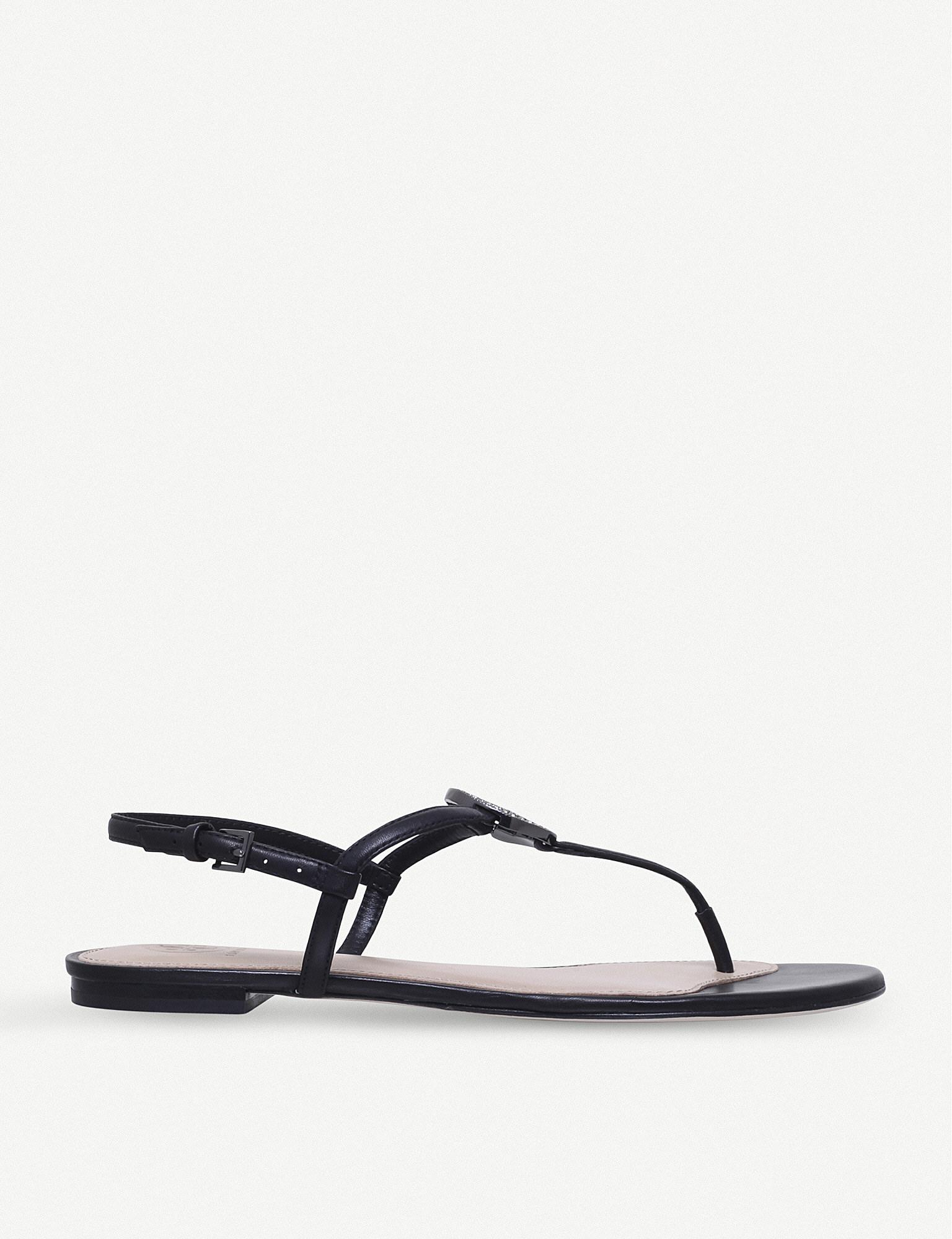 Tory Burch Liana Leather Sandals