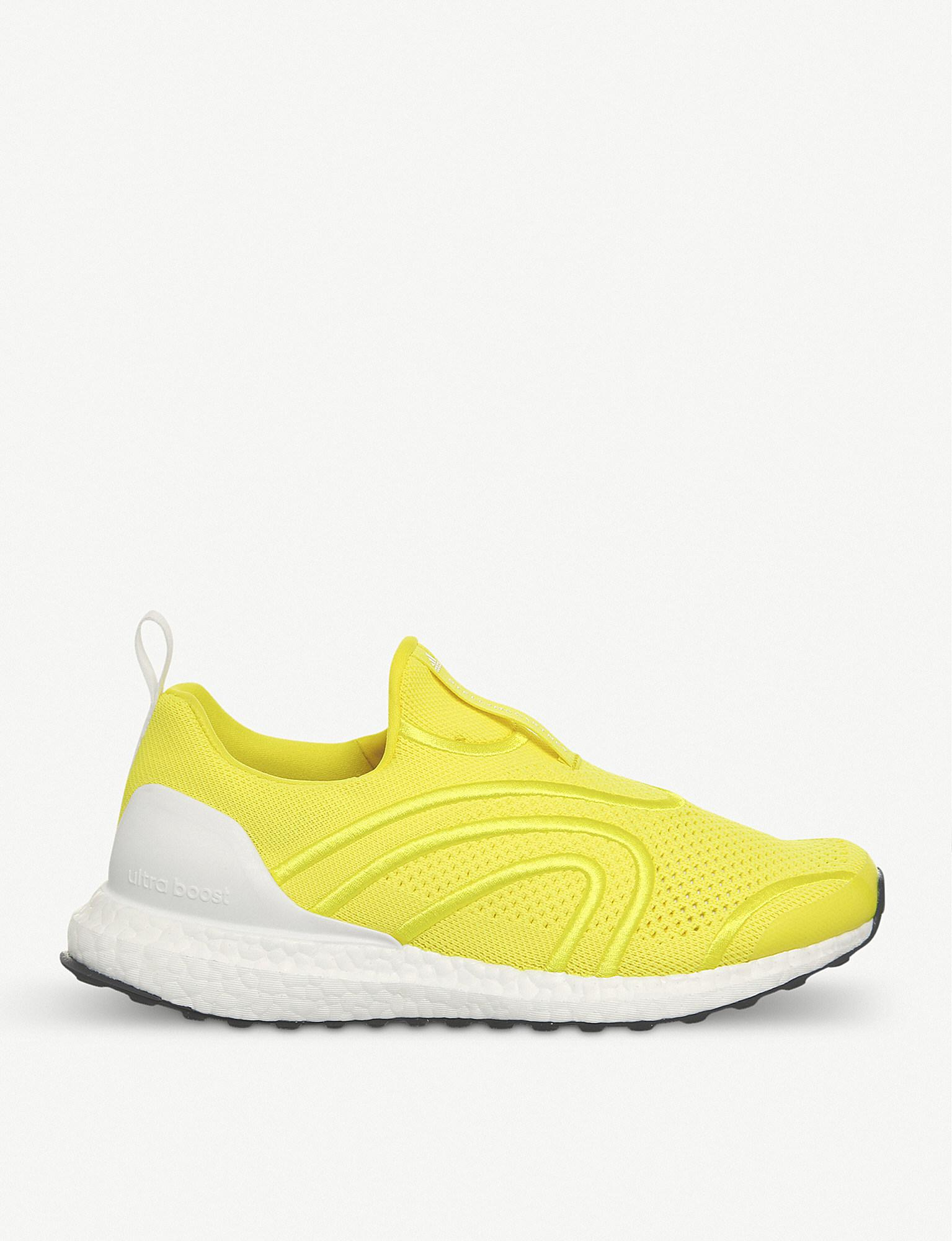 7485d3c99bf79 ... czech adidas ultraboost uncaged trainers in yellow for men lyst e24e4  8e787