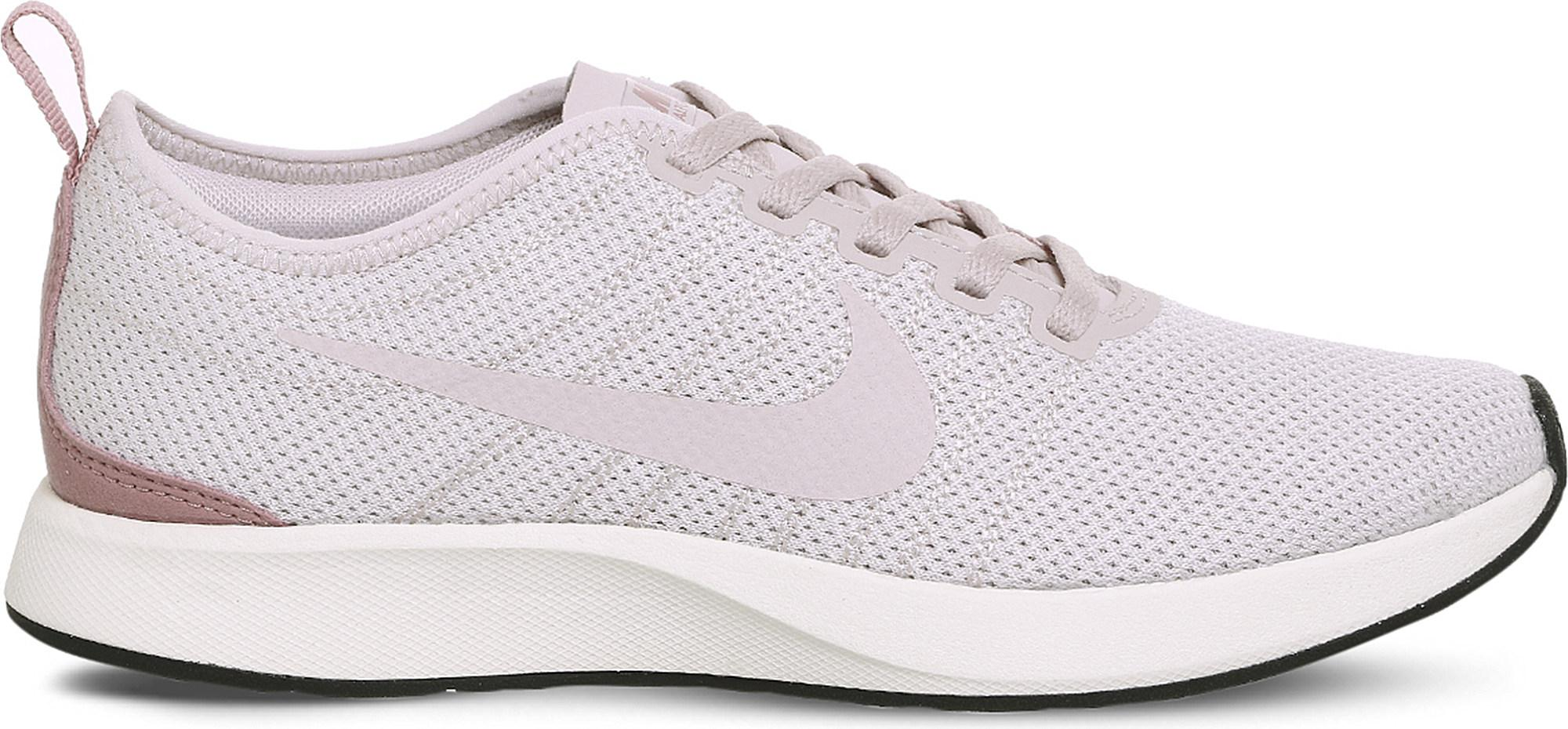 bc873b1f1dd2 Lyst - Nike Dualtone Racer Mesh Trainers for Men
