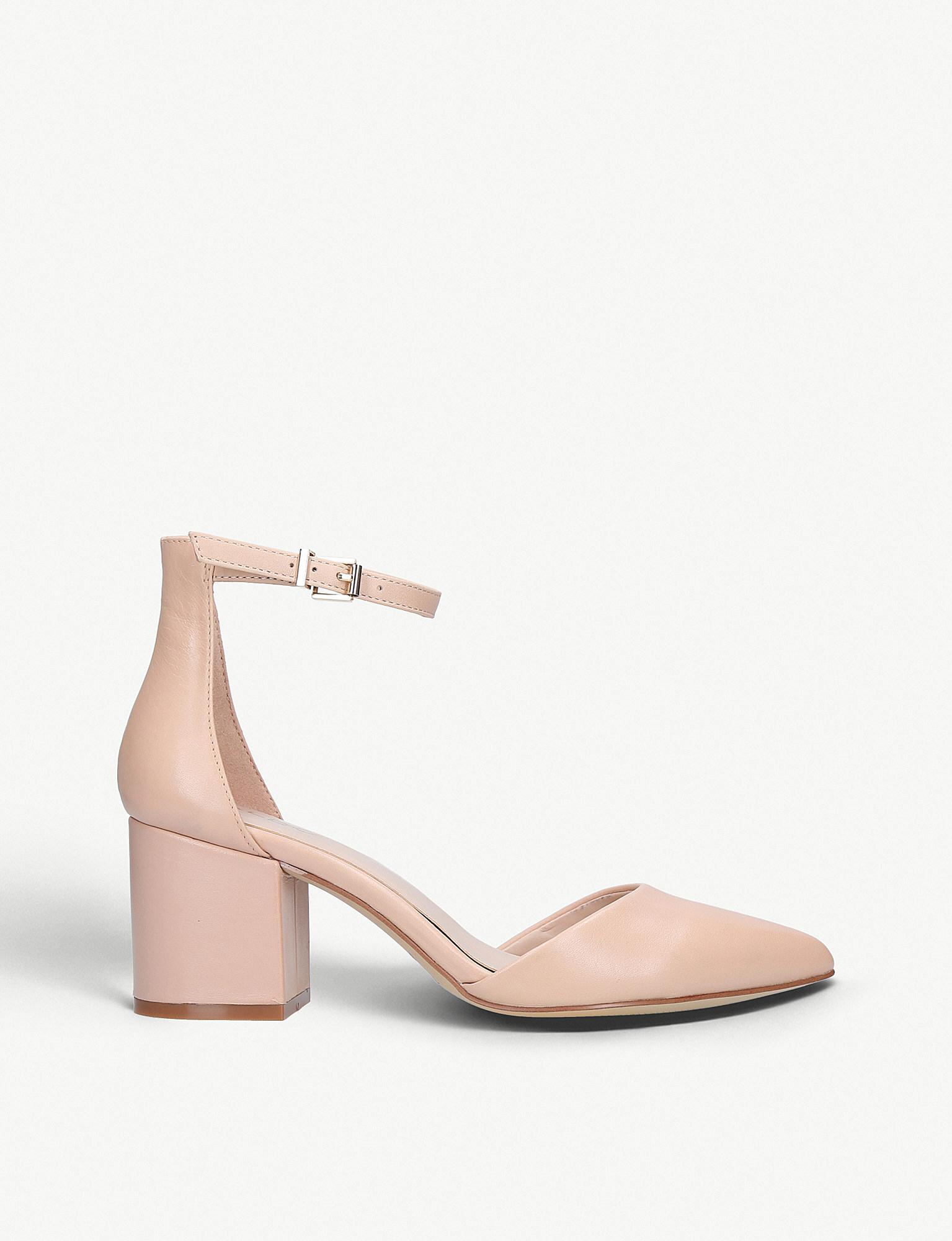 1b7bb94519c Lyst - ALDO Keclya Leather Sandals in Pink