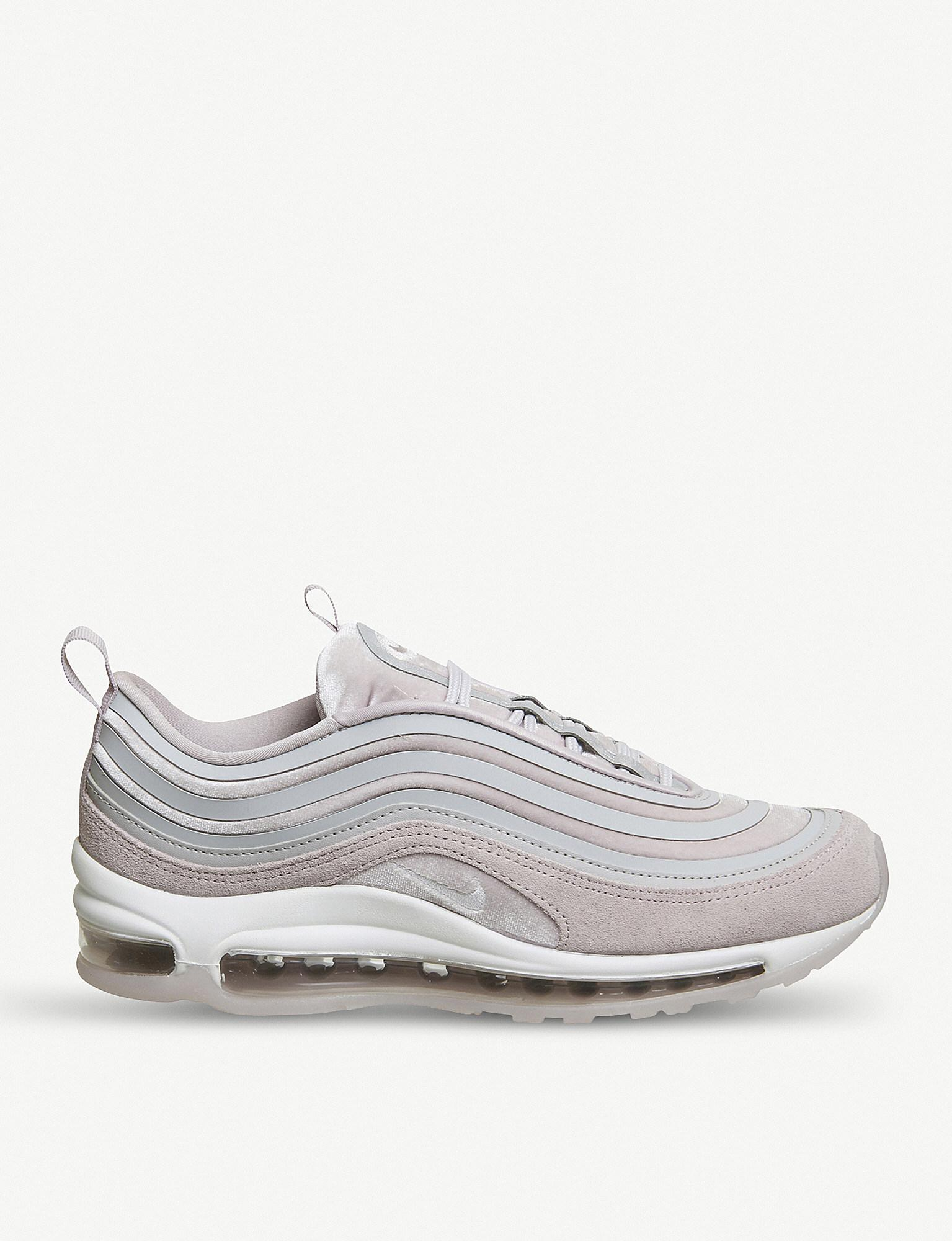 61882590 Lyst - Nike Air Max 97 Ultra Trainers in Gray