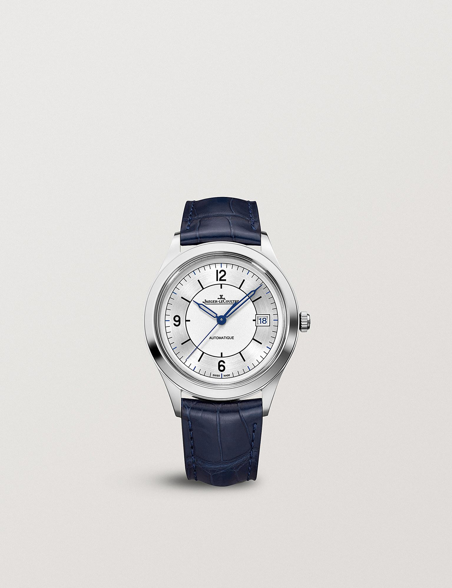 Lyst - Jaeger-lecoultre Q1548530 Master Control Stainless